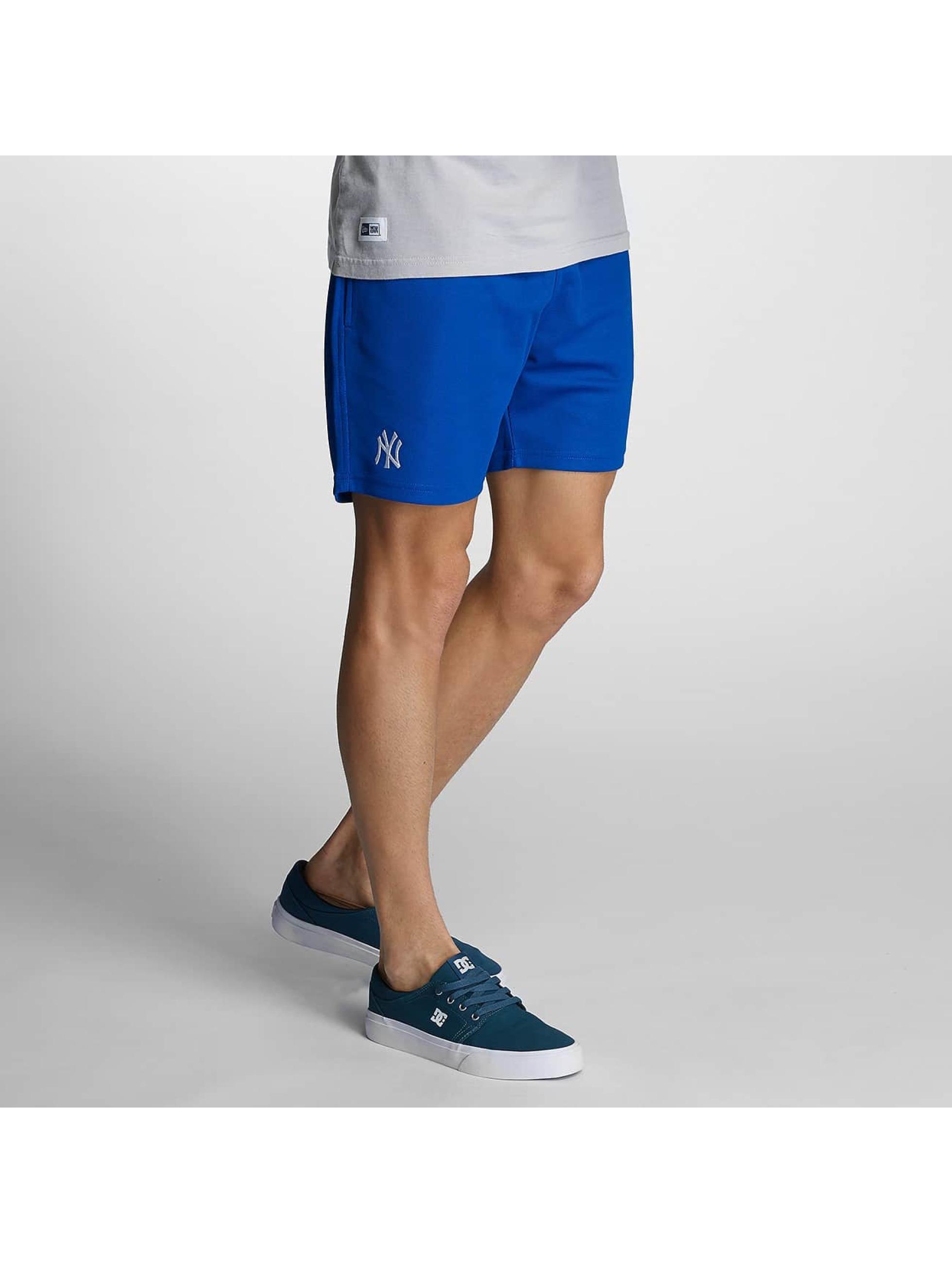 New Era Männer Shorts Border Edge II NY Yankees in blau