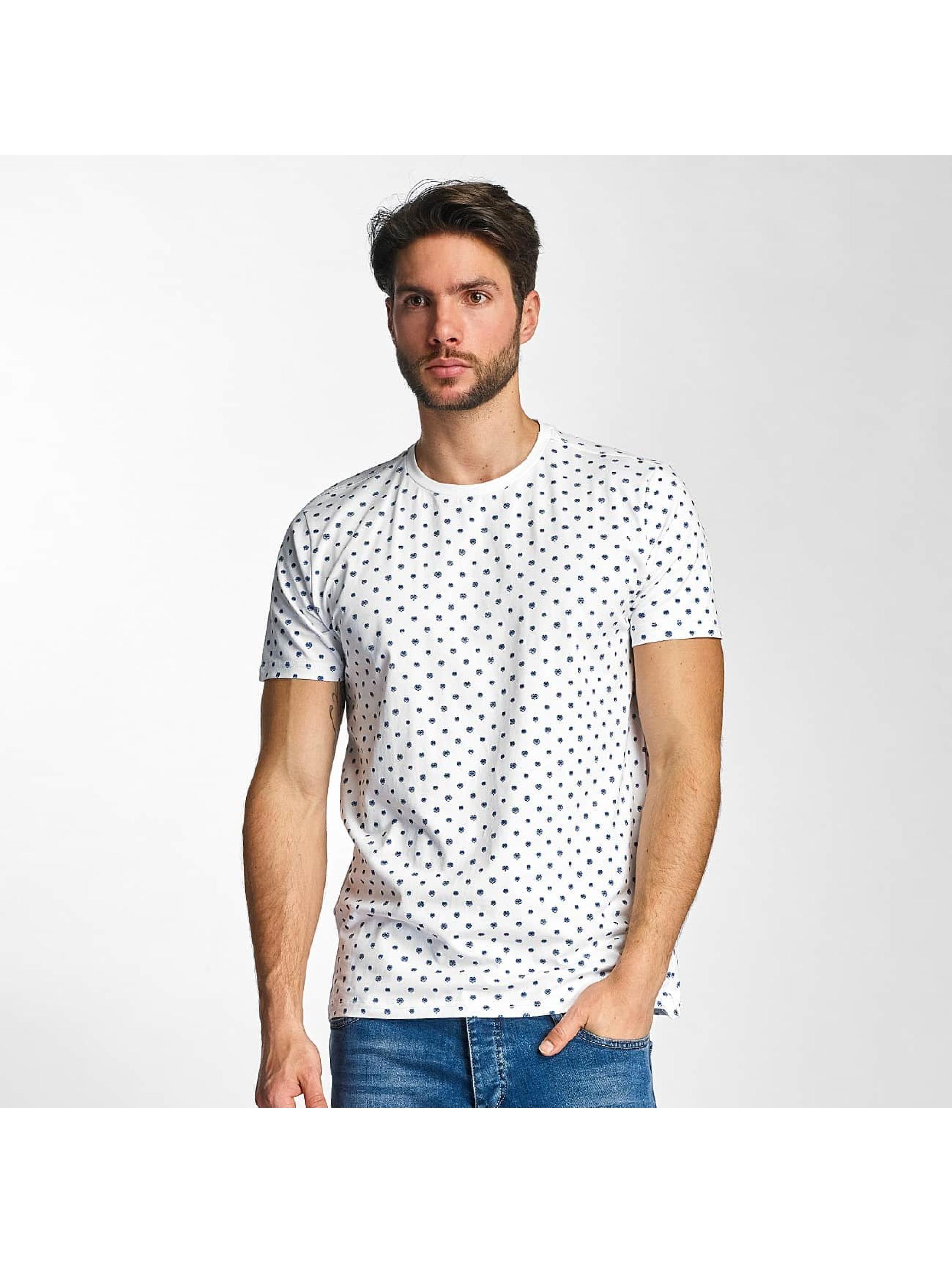 Petrol Industries Männer T-Shirt Jerzy in weiß