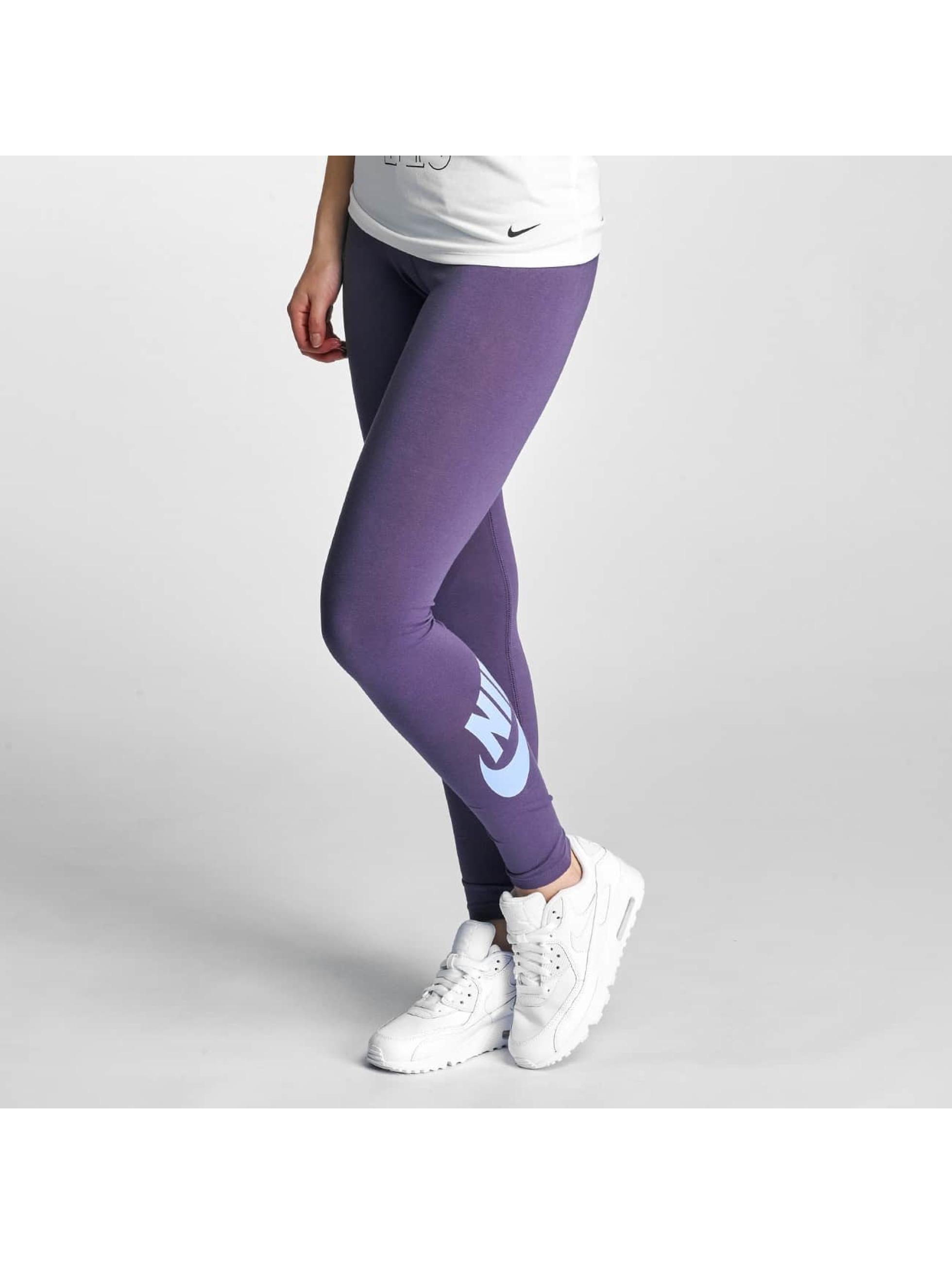 Nike Frauen Legging Leg-A-See in violet