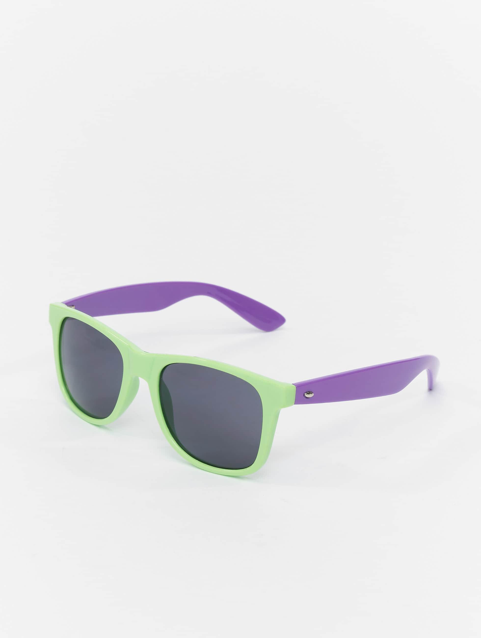 MSTRDS Männer,Frauen Sonnenbrille Groove Shades GStwo in grün