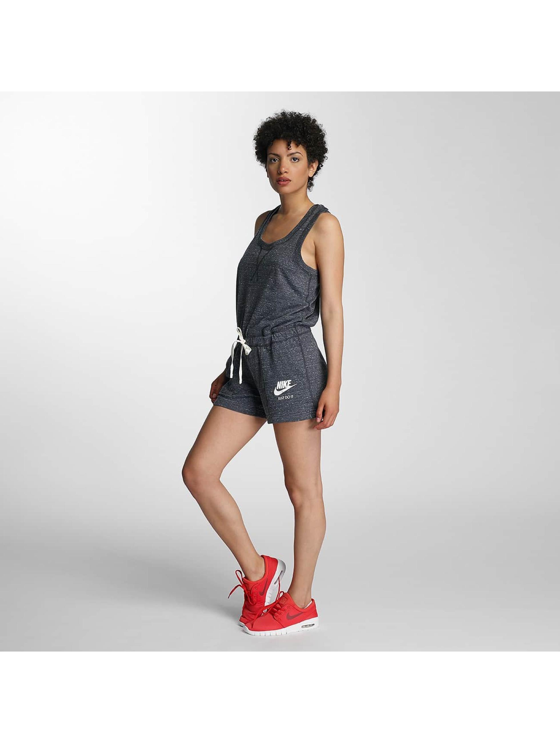 Nike Frauen Jumpsuit NSW Gym Vintage in grau