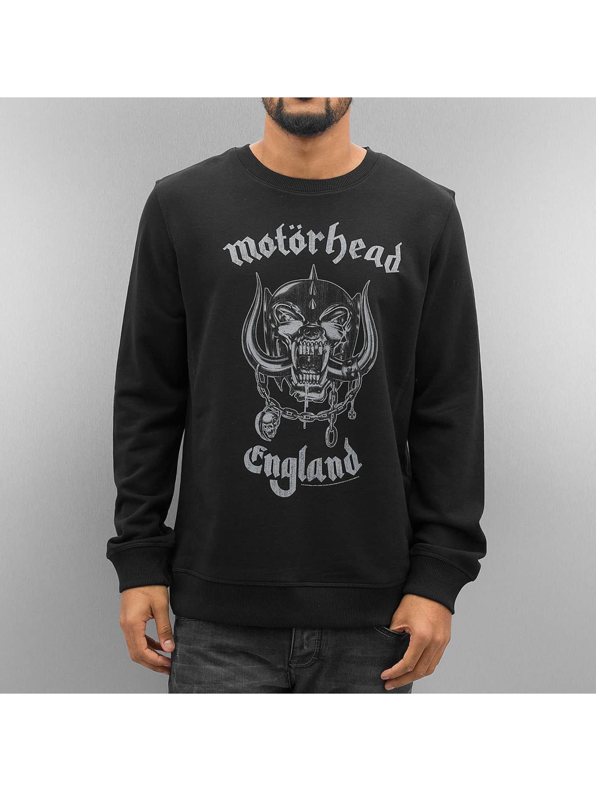 Amplified Männer Pullover Motörhead England in schwarz