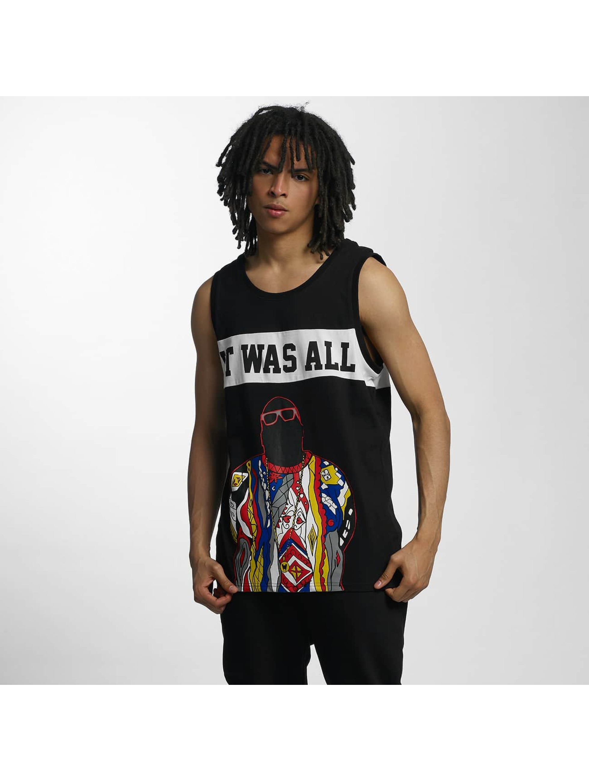 Who Shot Ya? / Tank Tops Biggie in black XL