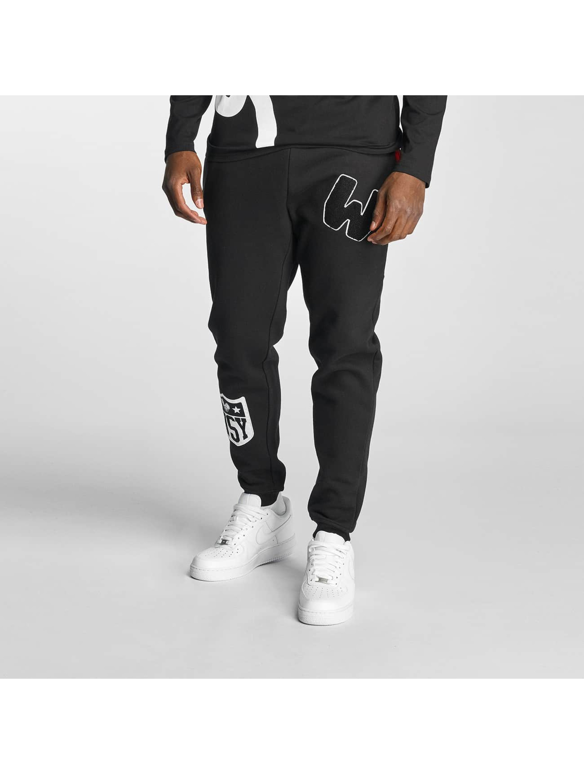 Who Shot Ya? / Sweat Pant Badrabbit in black XL
