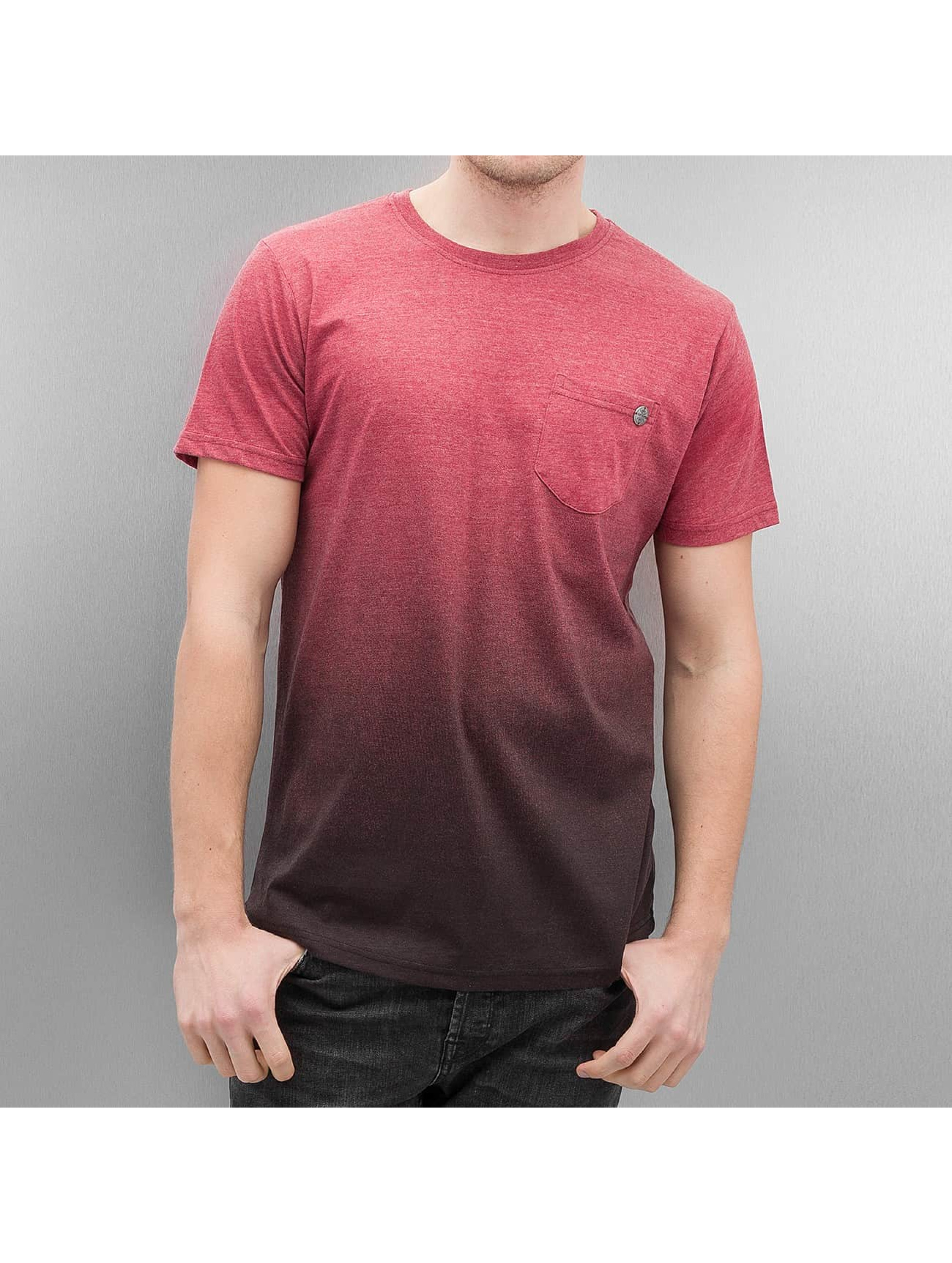 Just Rhyse / T-Shirt Ouzinkie in red 3XL