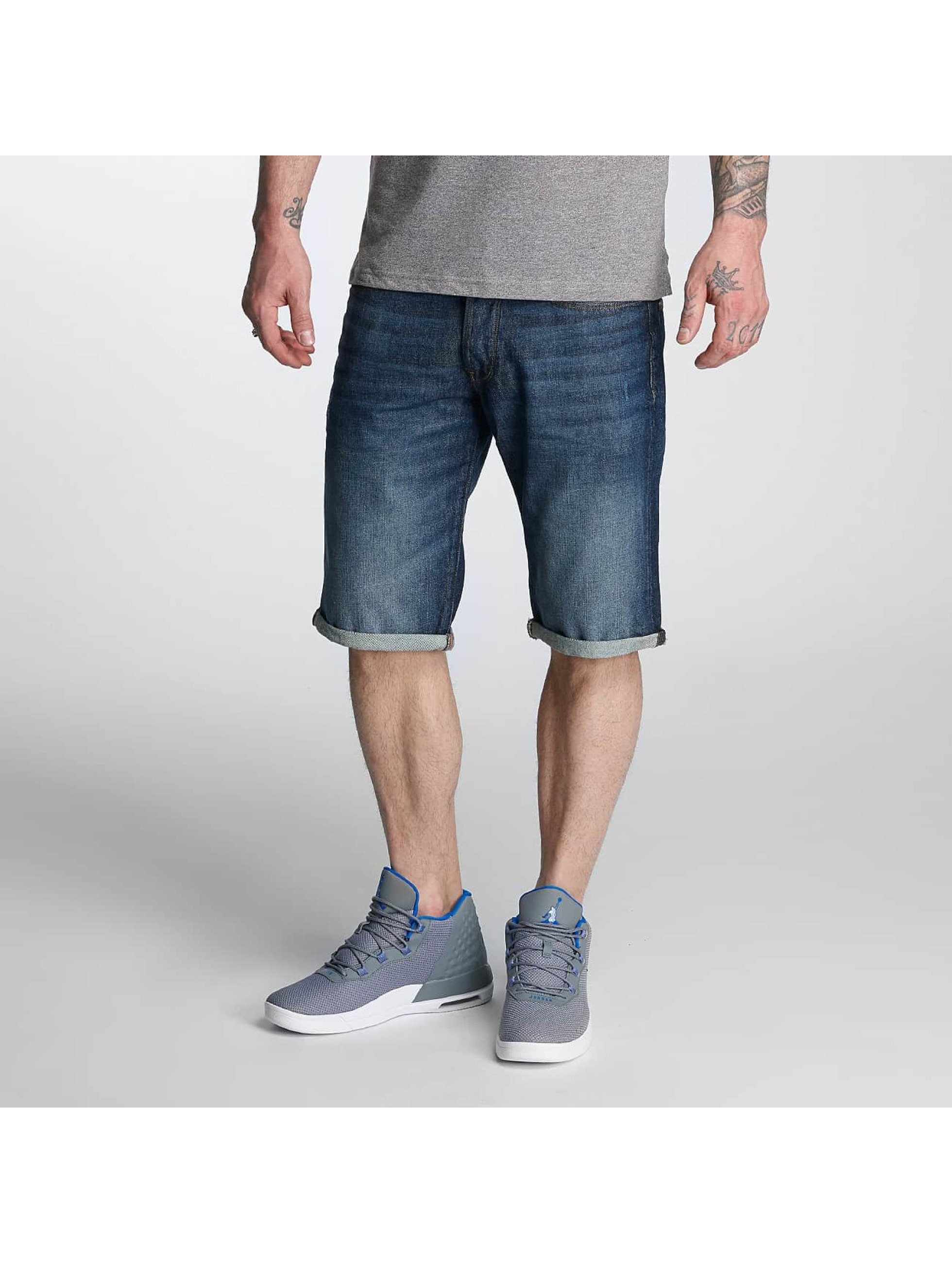 G-Star Männer Shorts 3301 1/2 Hacer in blau