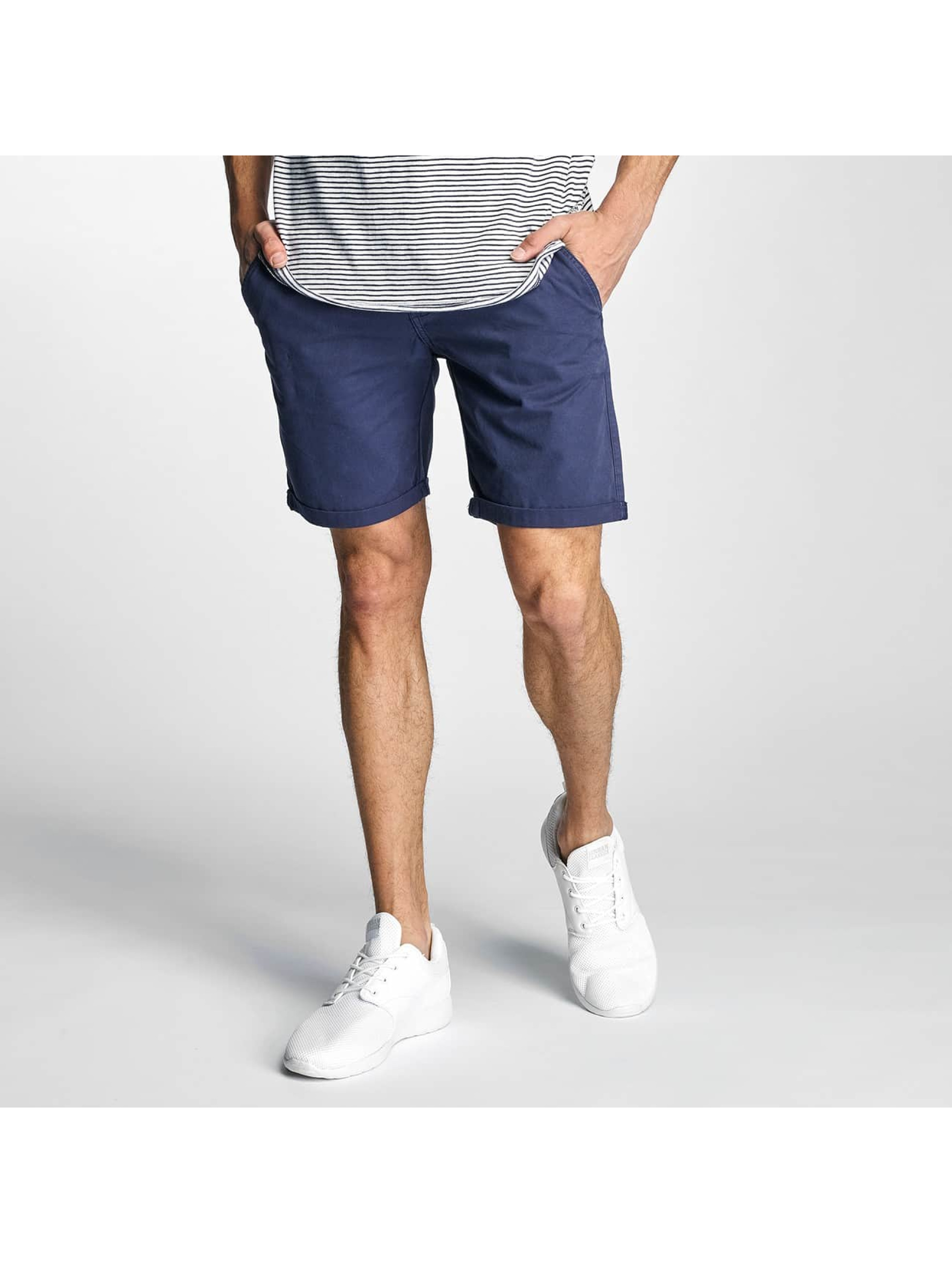 Bench Männer Shorts Twill in blau