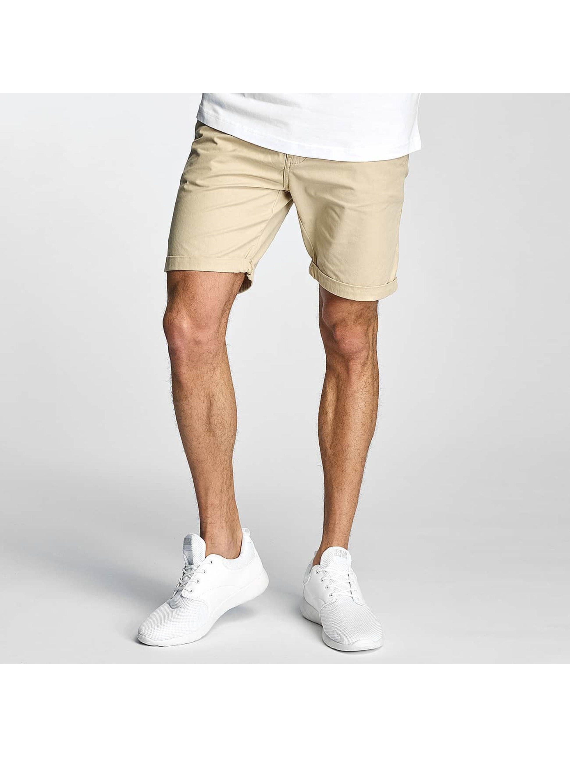 Bench Männer Shorts Twill in beige