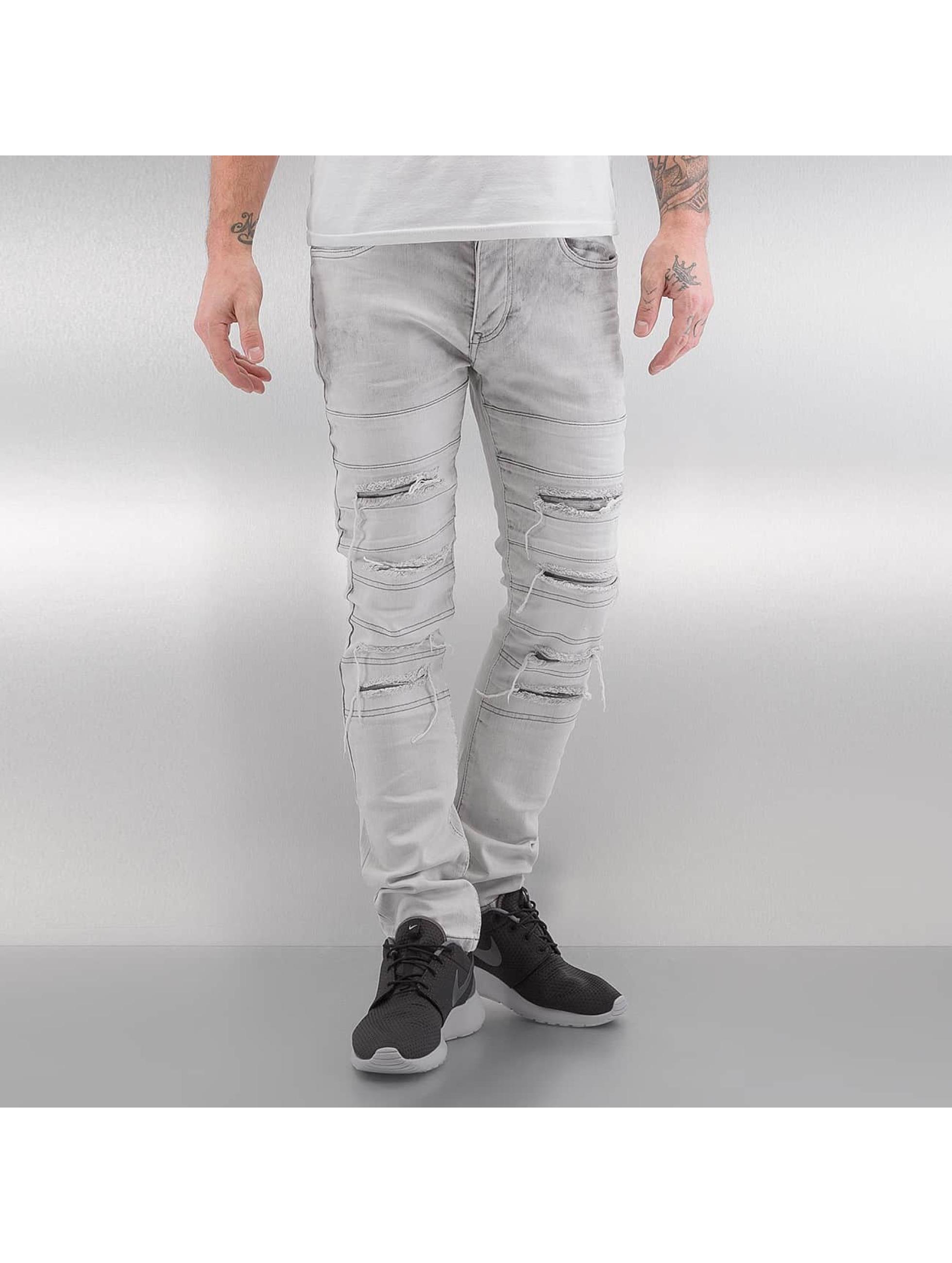 Red Bridge Männer Skinny Jeans Sagara in grau