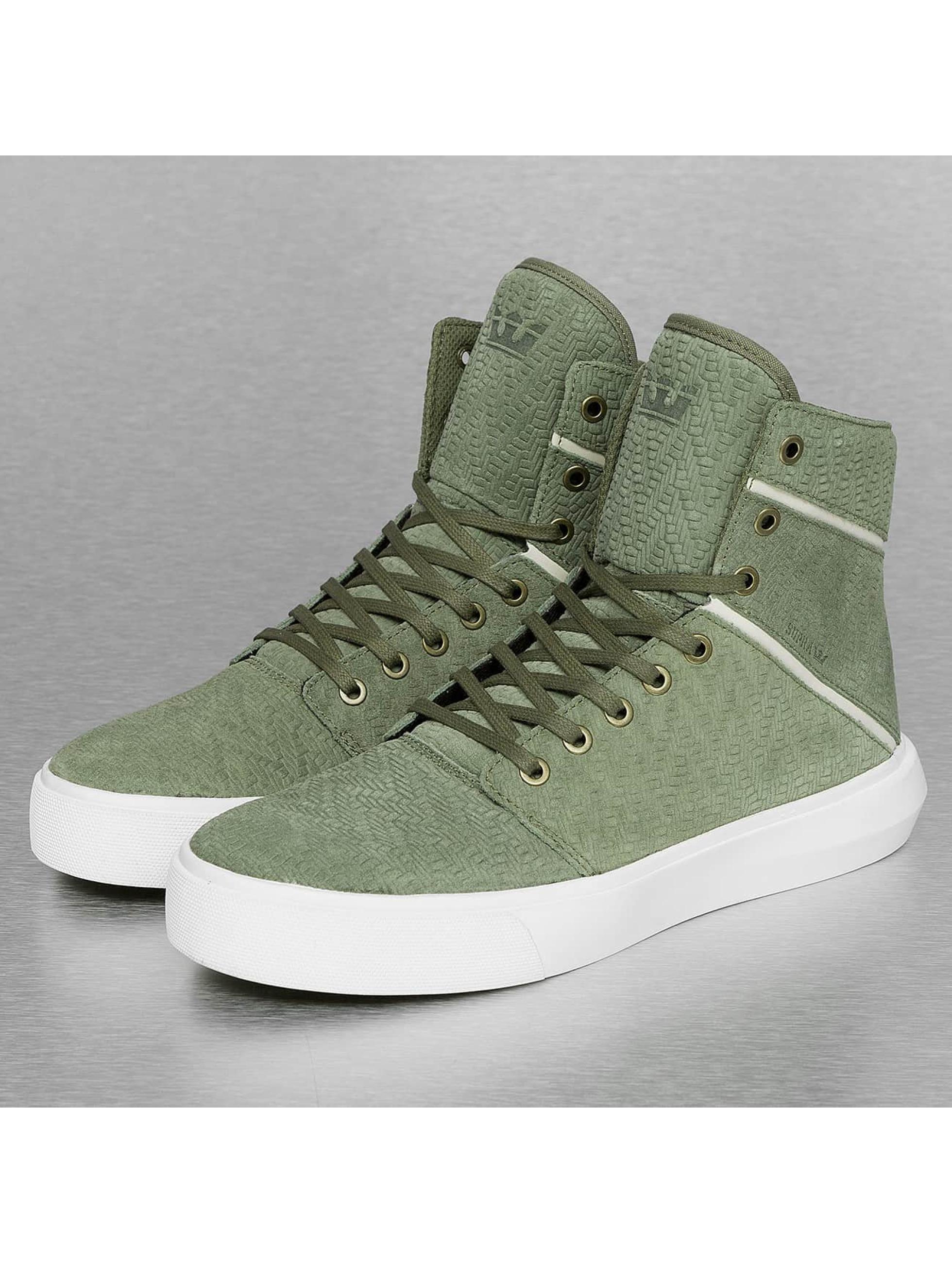 Supra Männer Sneaker Camino in olive