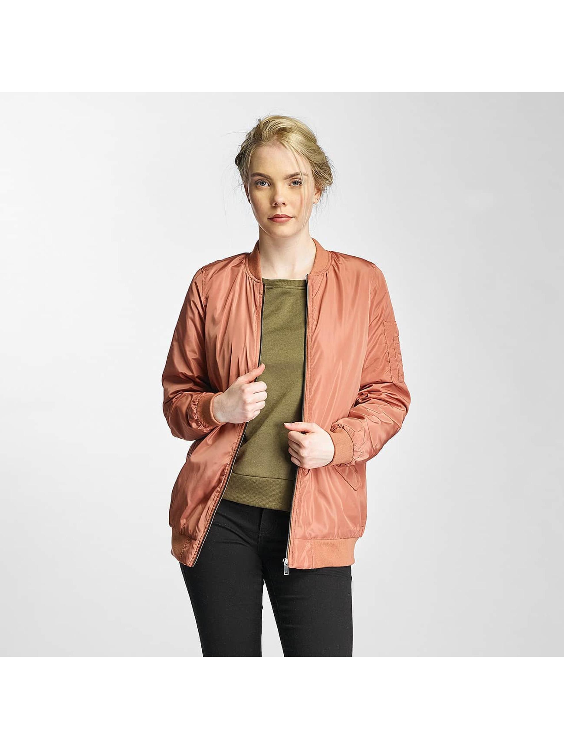Schmogrow-Fehrow Angebote Vero Moda Frauen Bomberjacke VMElina in rot