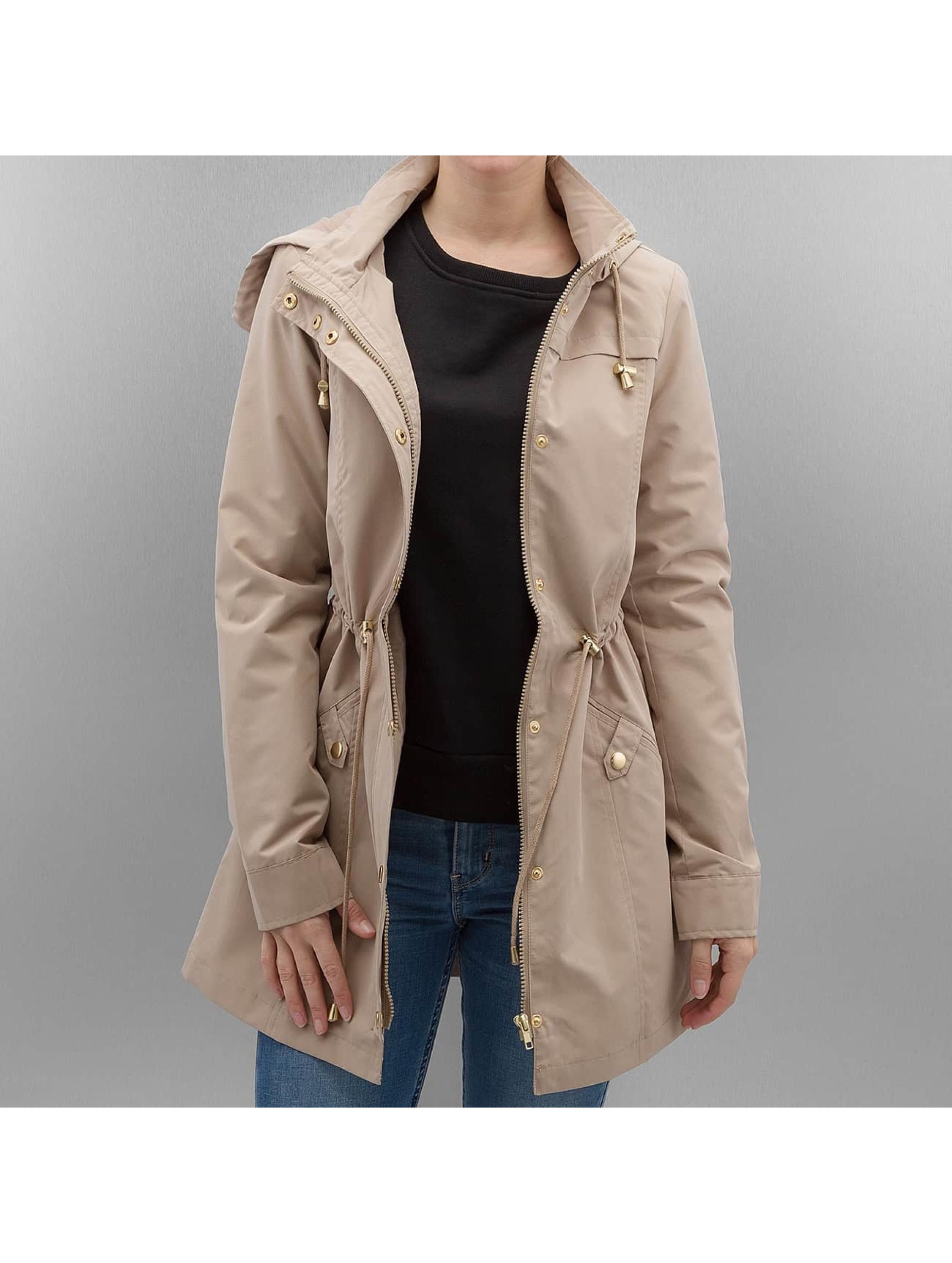 Vero Moda Frauen Mantel VMPernille in beige