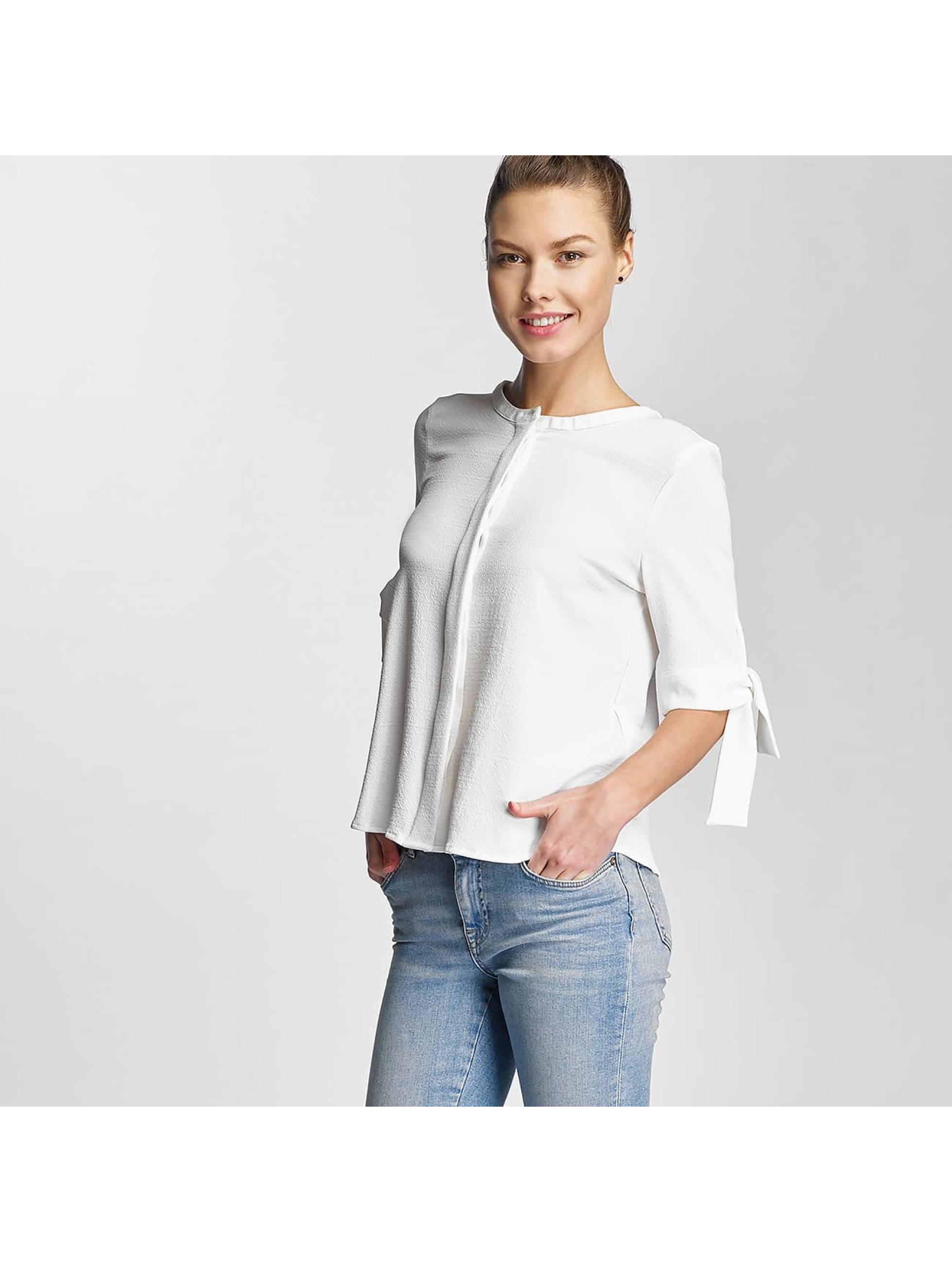 Vero Moda Frauen Bluse VmGertrud in weiß