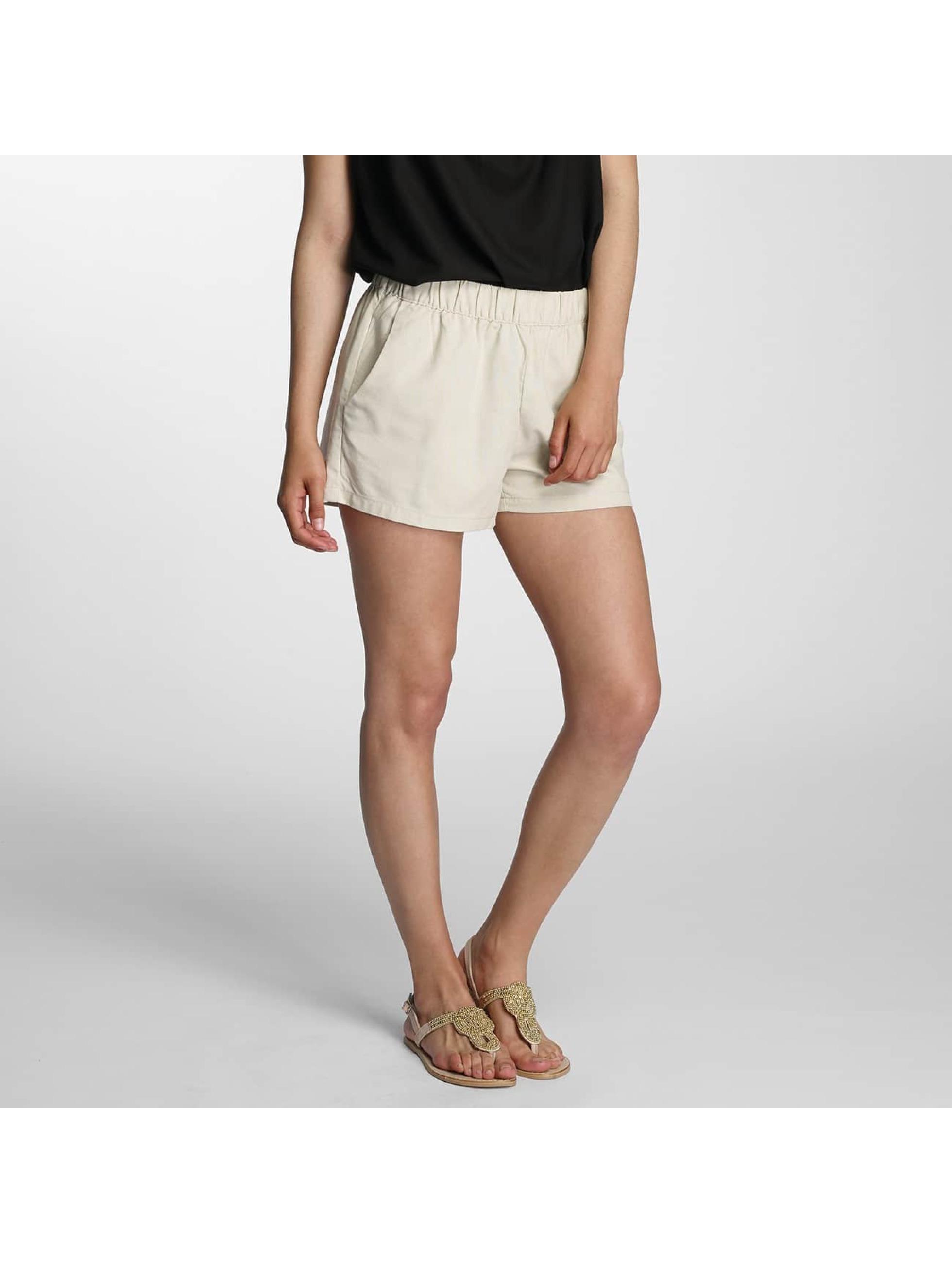 Vero Moda Frauen Shorts VMMilo in beige