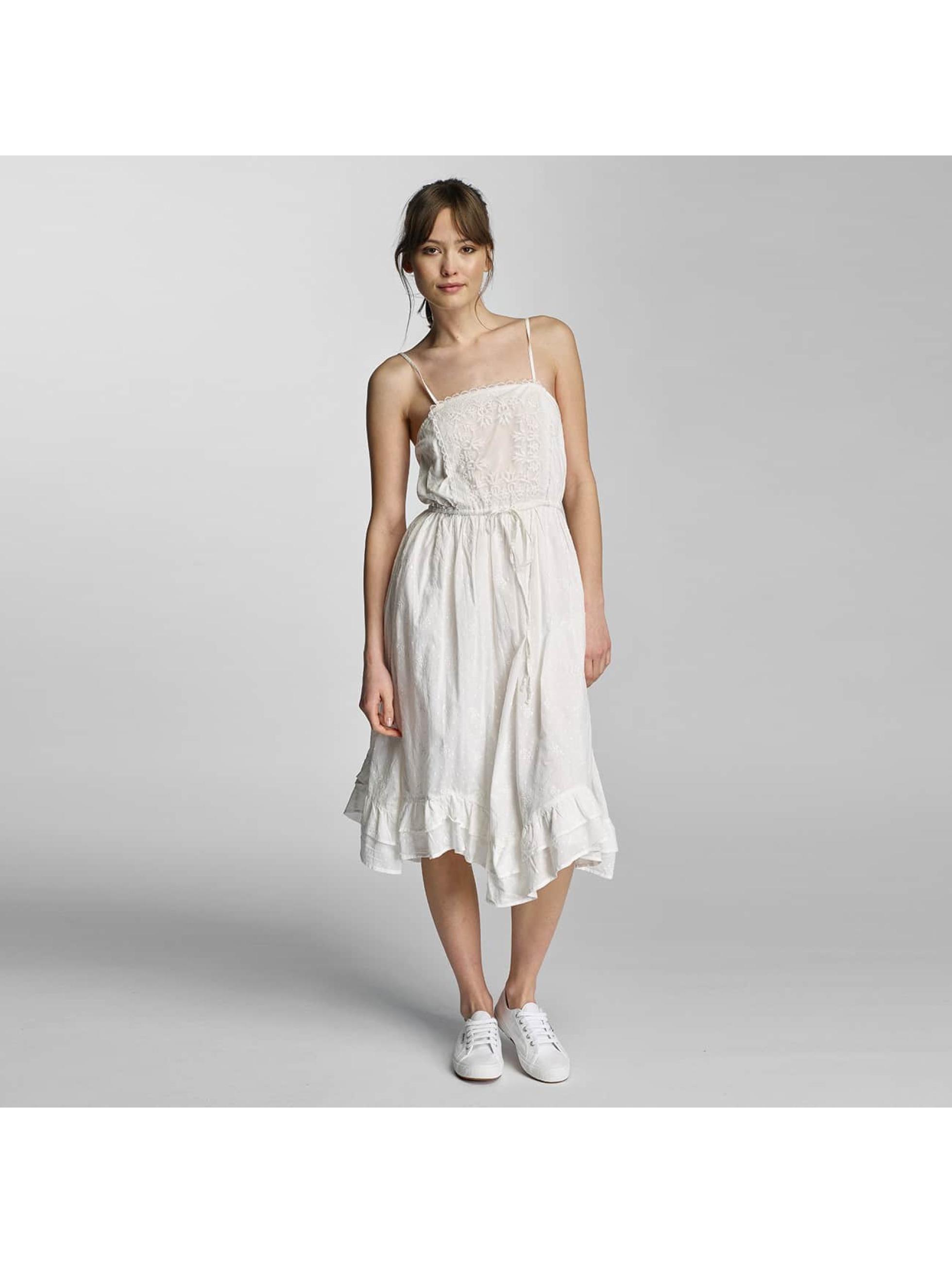 Vero Moda Frauen Kleid VmLana in weiß