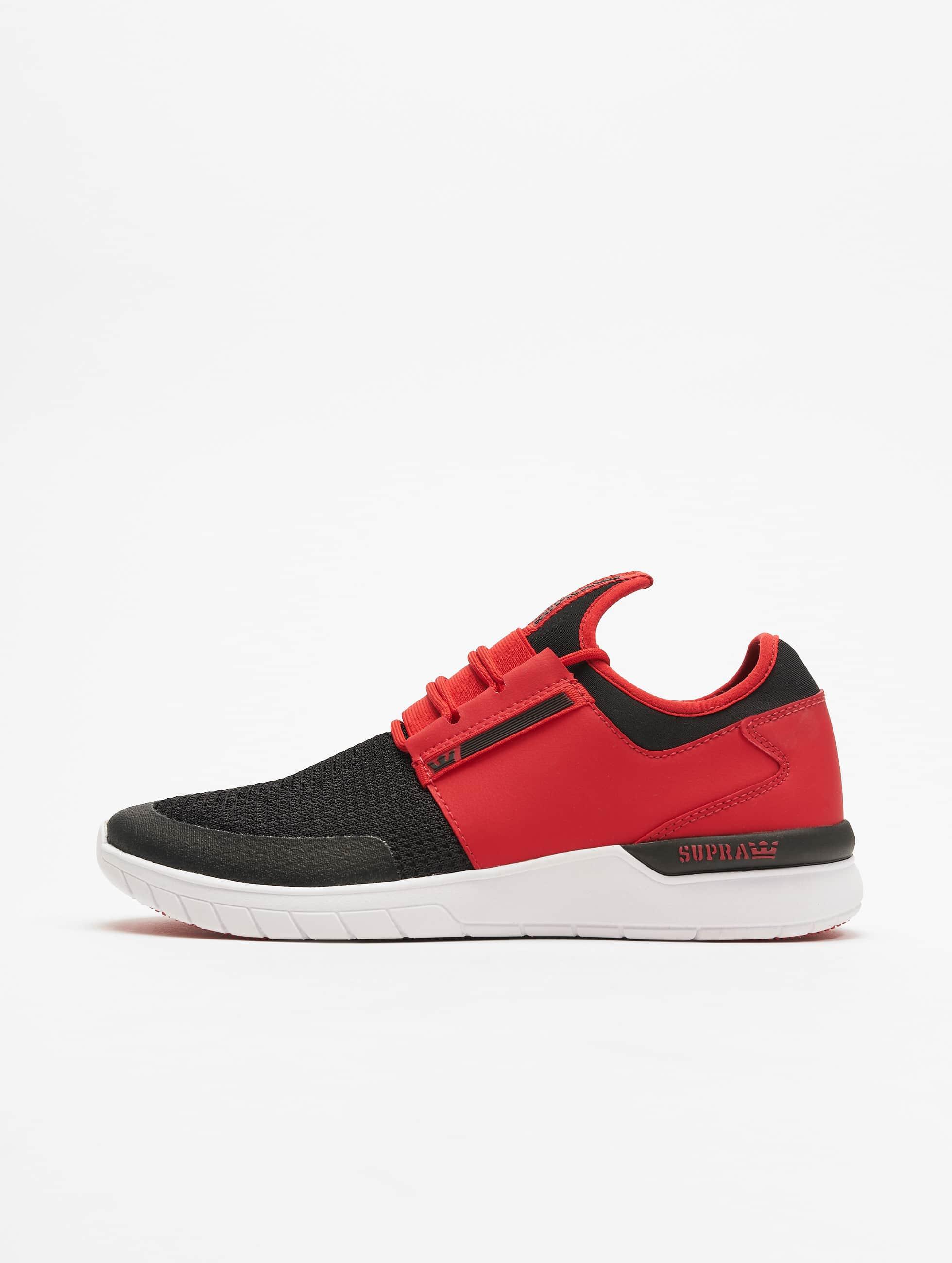 Supra Männer Sneaker Flow Run in rot