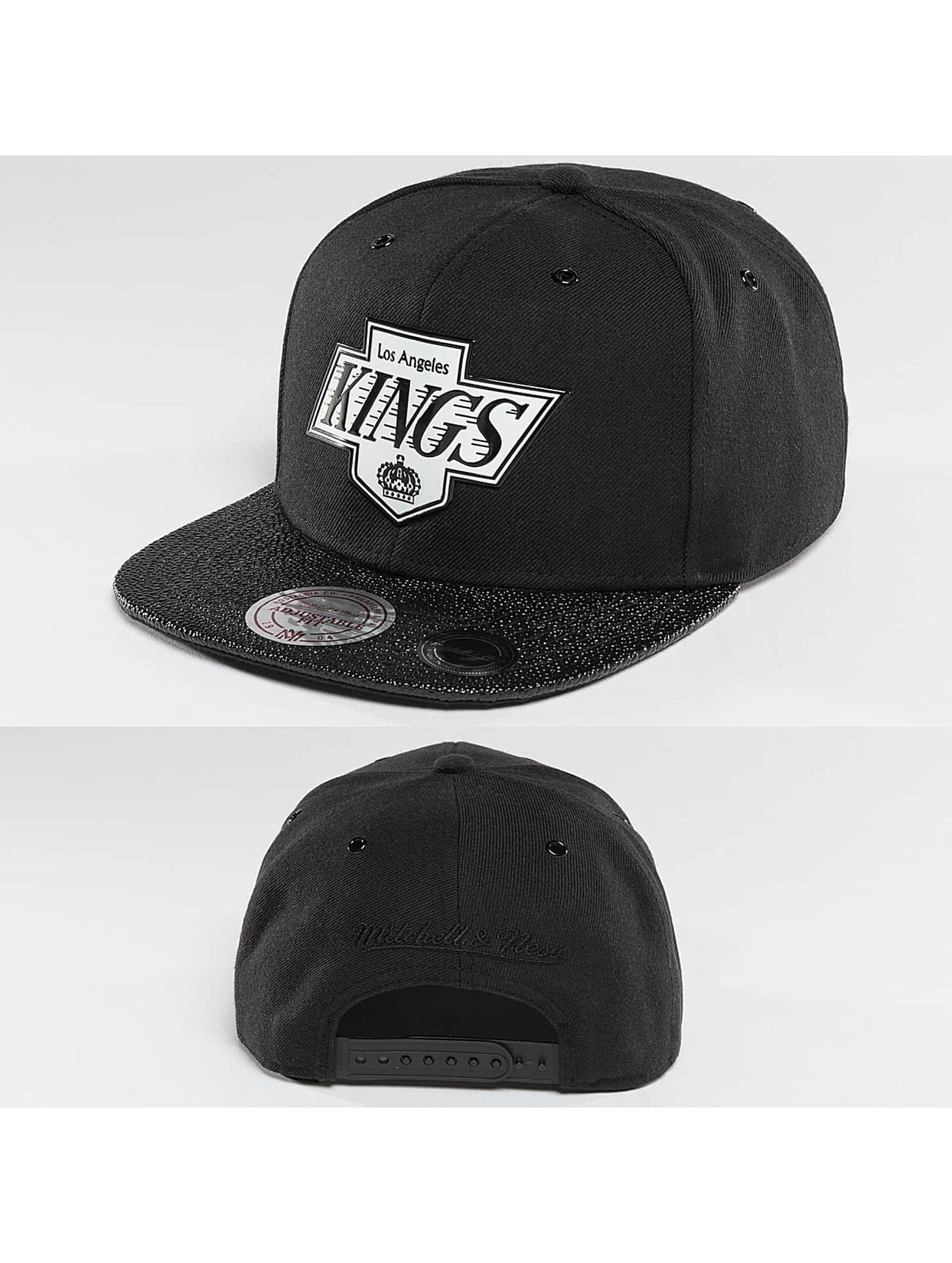 Mitchell & Ness Männer,Frauen Snapback Cap NHL Ultimate LA Kings in schwarz