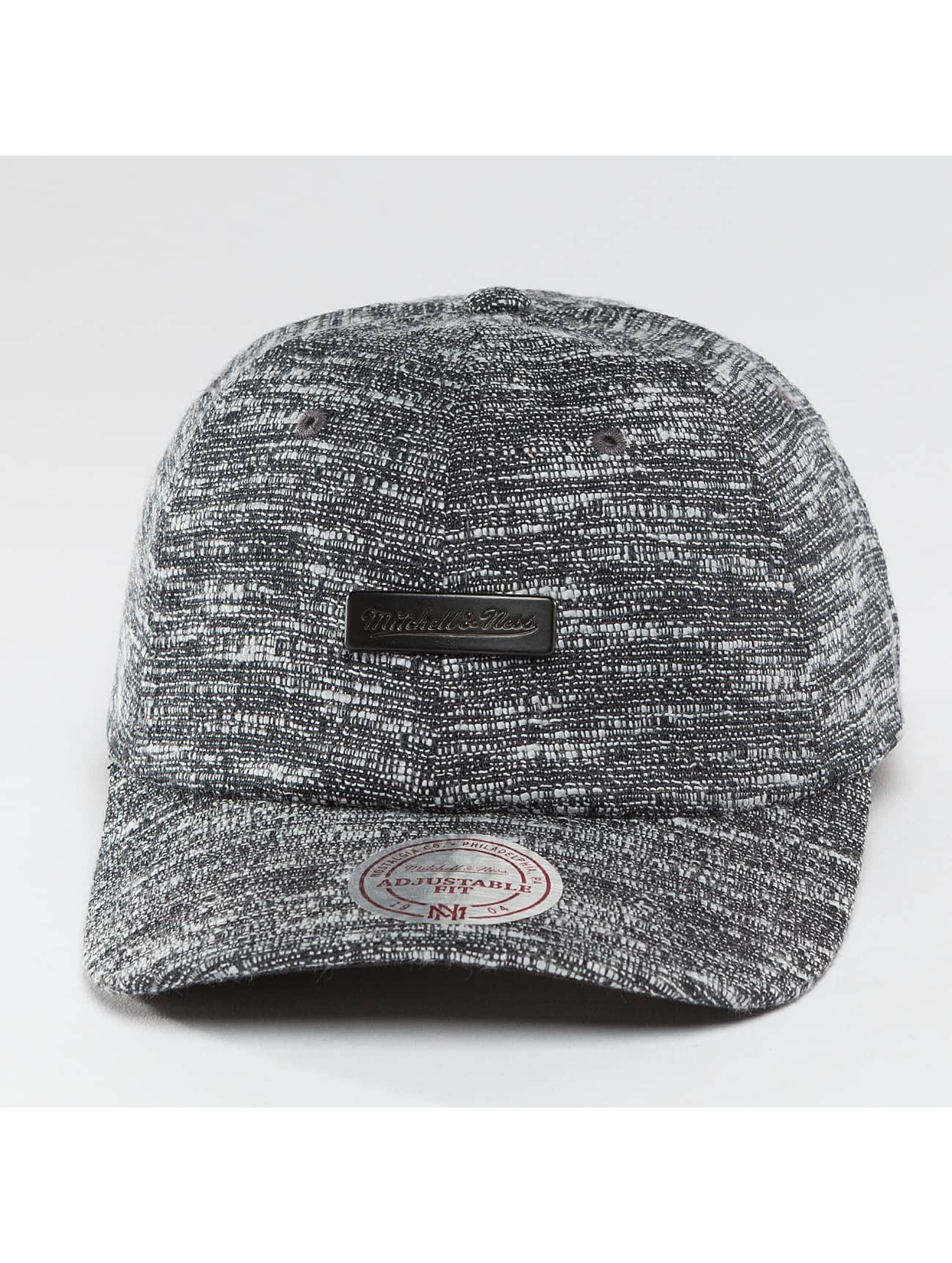 Mitchell & Ness Boost Strapback Cap Black/White Sale Angebote Döbern