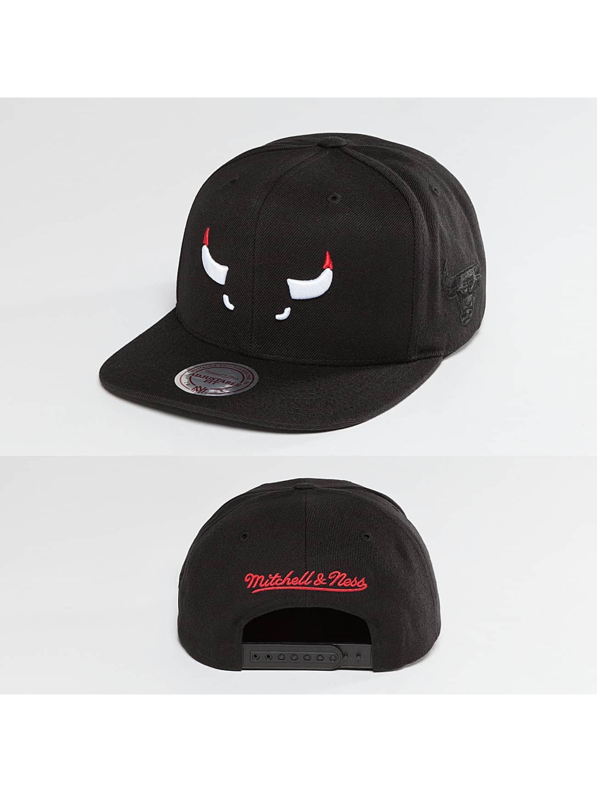 Mitchell & Ness Männer,Frauen Snapback Cap NBA Elements Chicago Bulls in schwarz Sale Angebote Kröppen