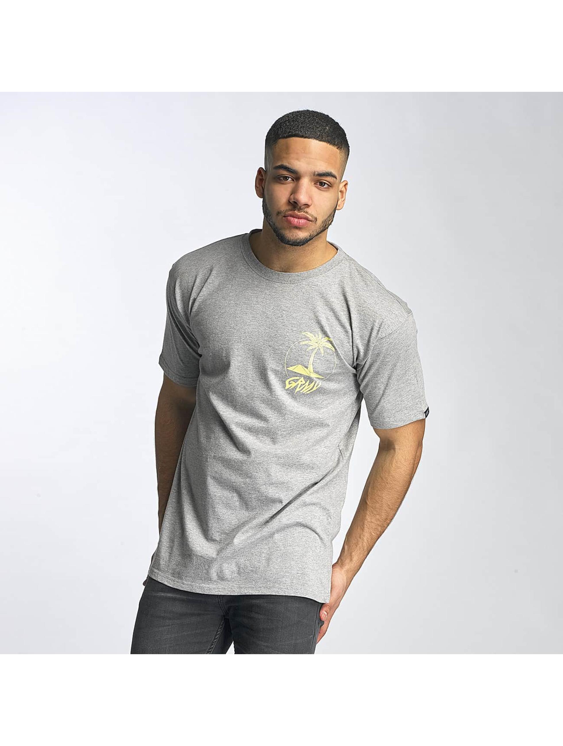 Grimey Wear Männer T-Shirt Pina Colada in grau