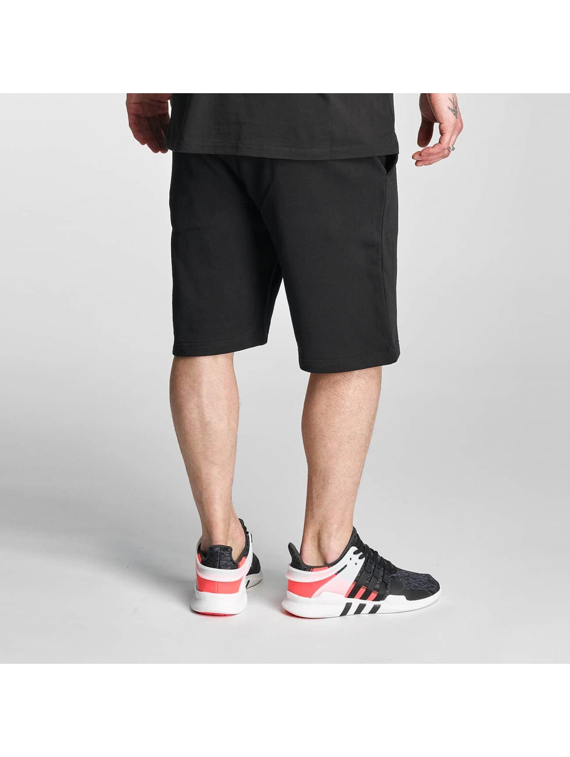 Grimey Wear Männer Shorts Mist Blues in schwarz