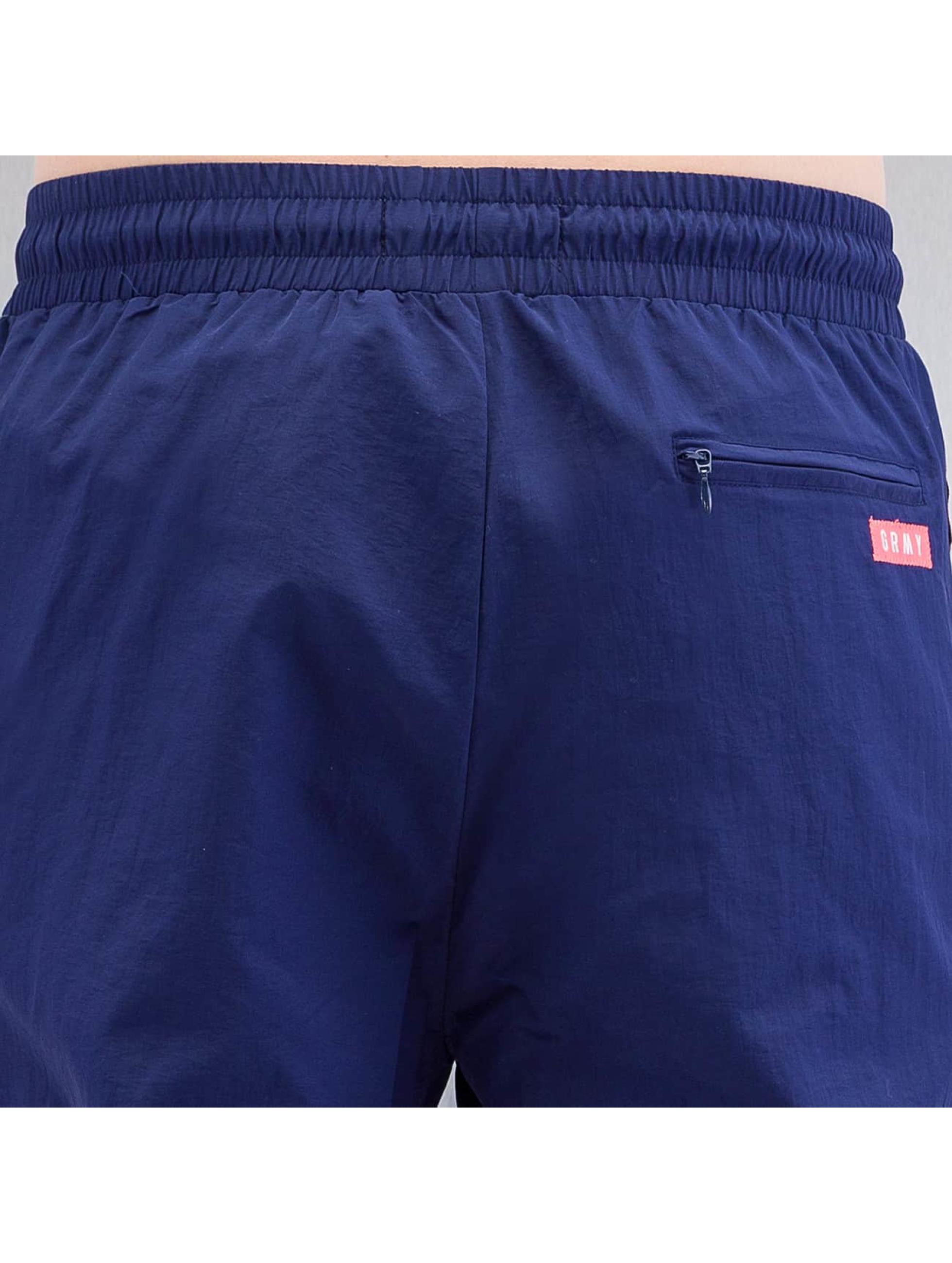 Grimey Wear Männer Jogginghose Rock Creek Park in blau