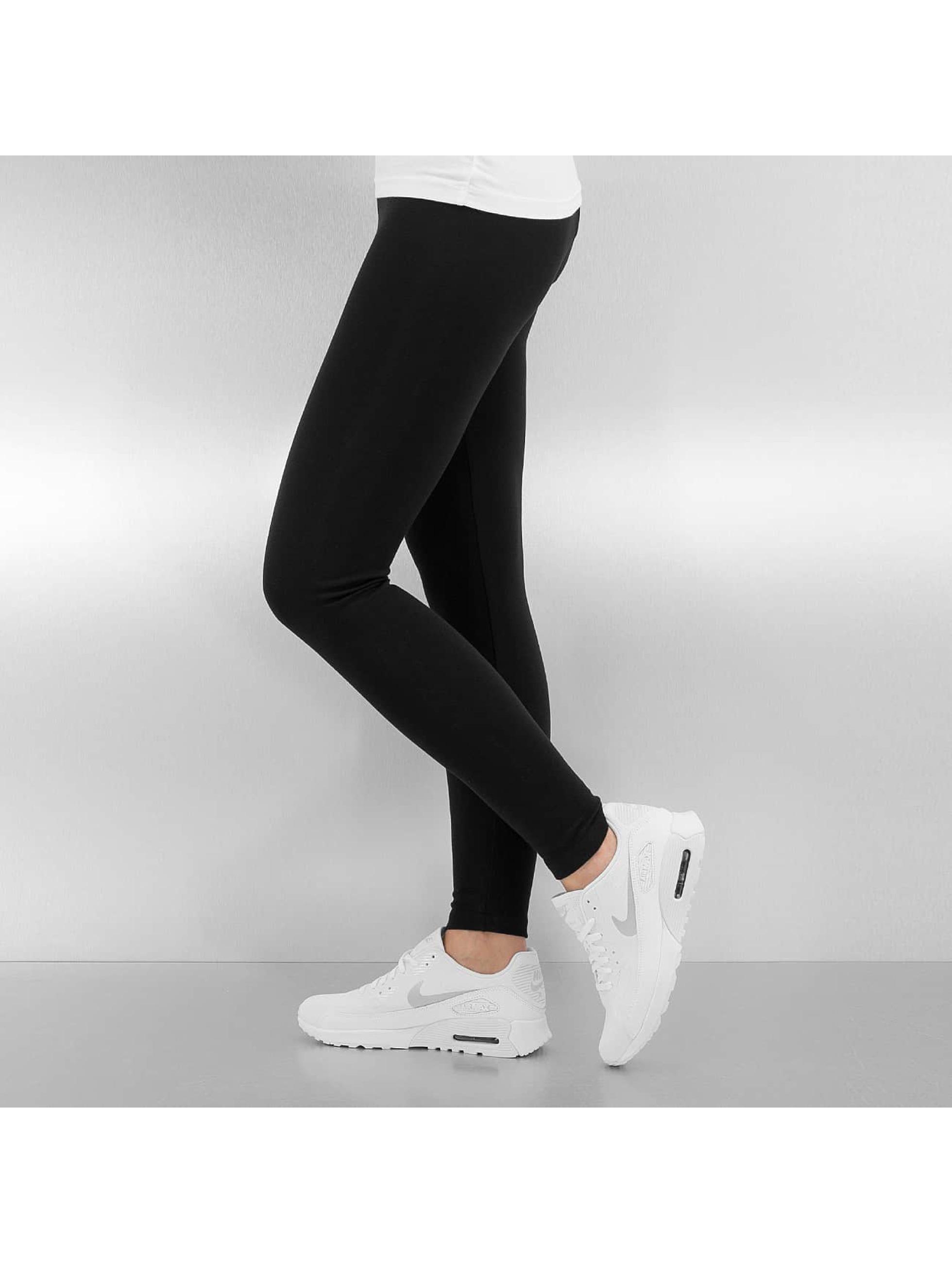 Grimey Wear Frauen Legging The Heat in schwarz