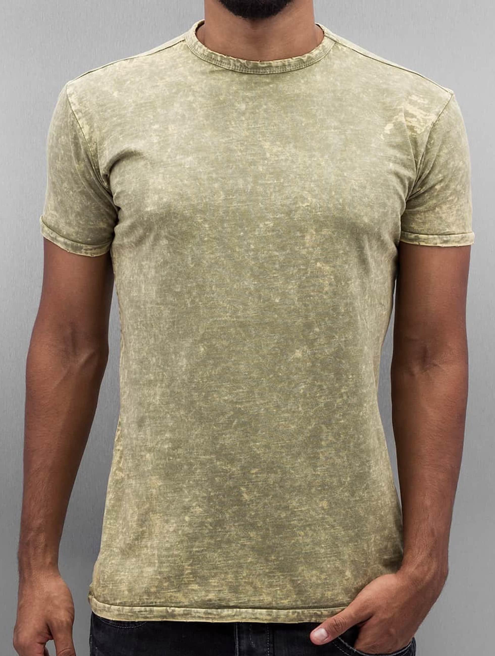 Amsterdenim Männer T-Shirt Jaap in grün