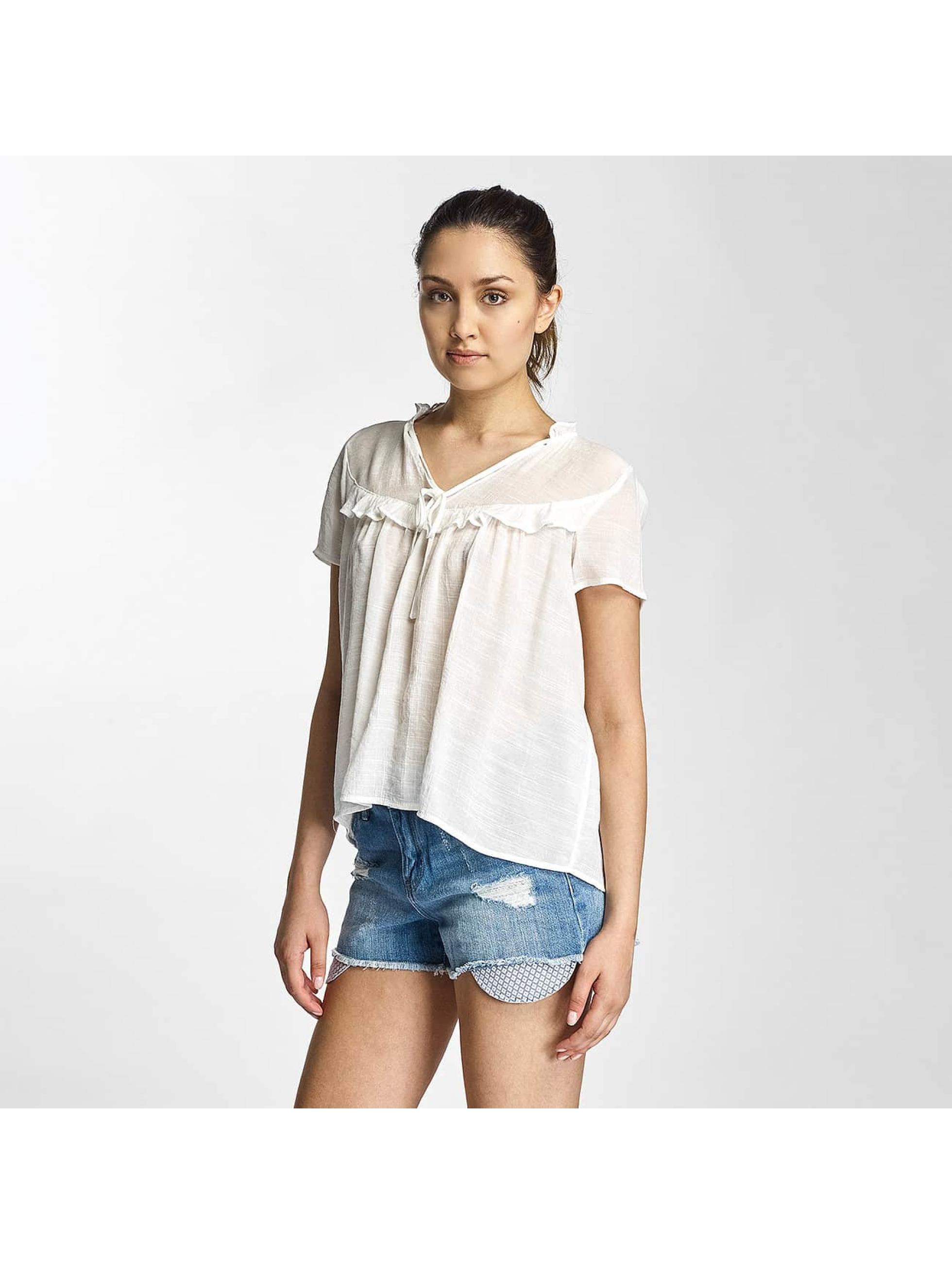 Vero Moda Frauen Bluse vmMandy in weiß