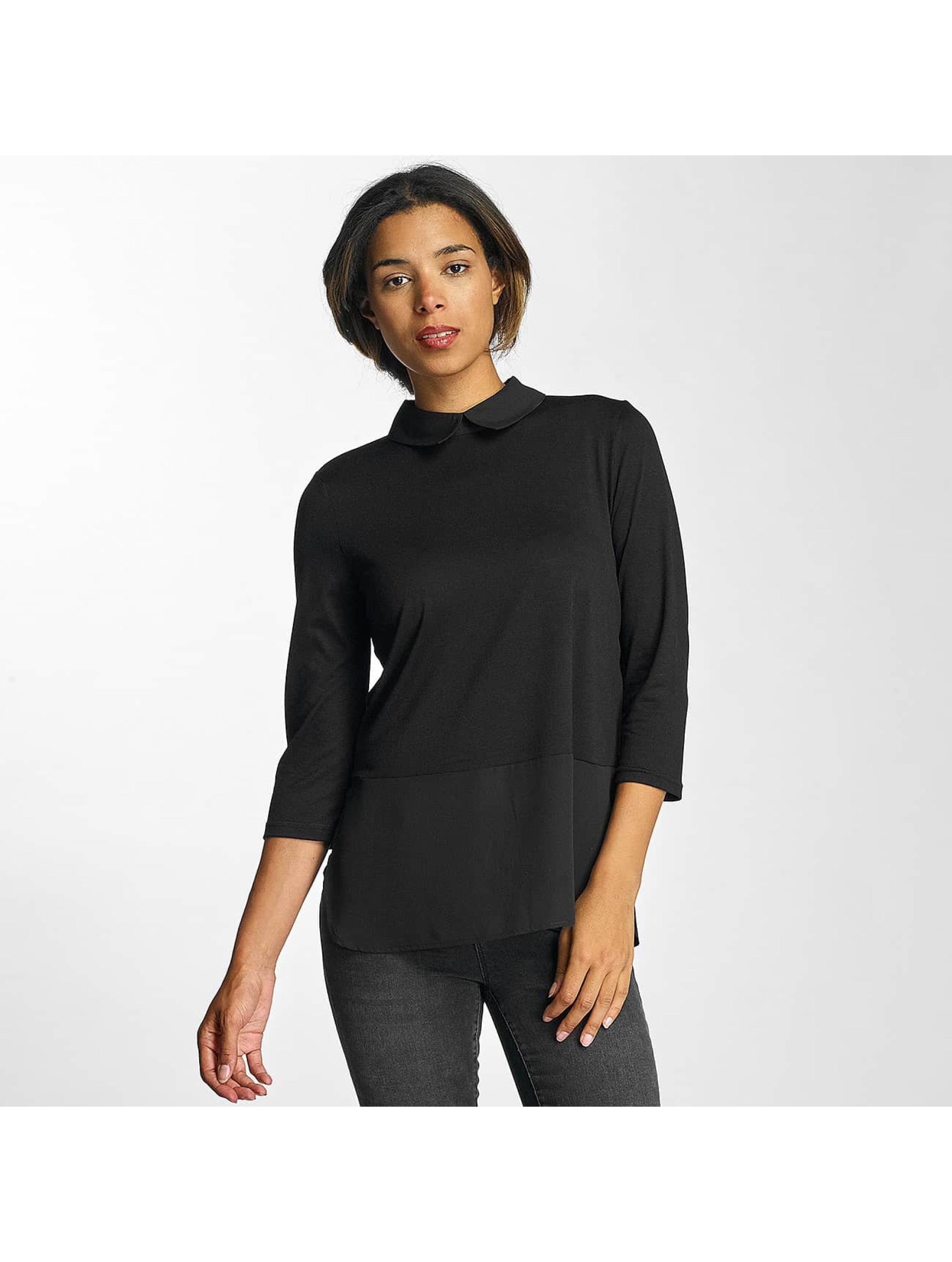 Vero Moda Frauen Longsleeve vmKacy in schwarz