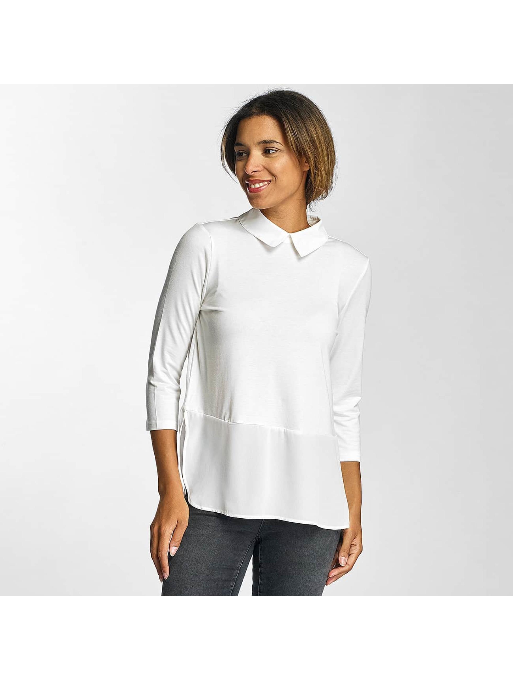 Vero Moda Frauen Longsleeve vmKacy in weiß