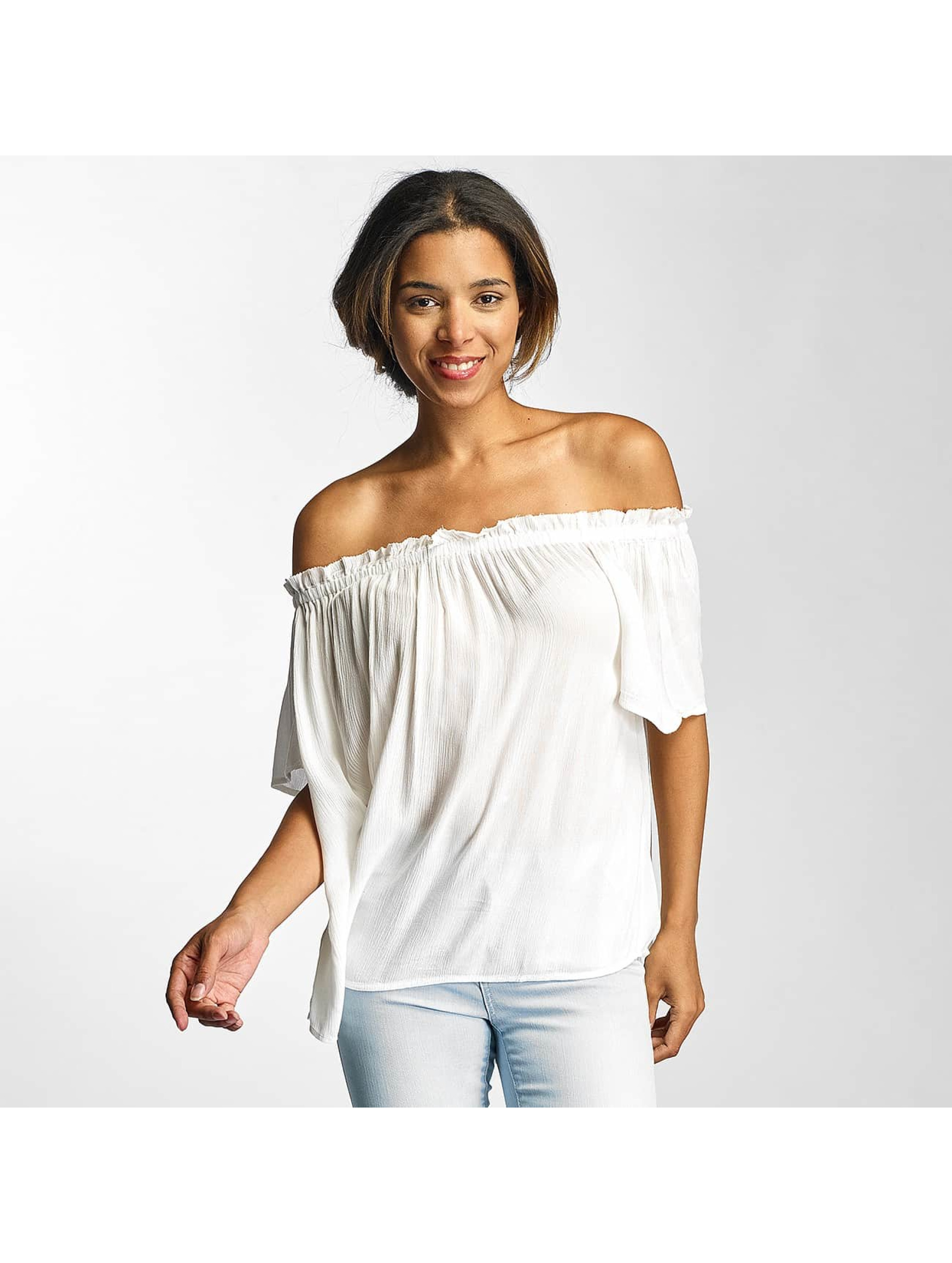 Vero Moda Frauen Top vmPatricia in weiß