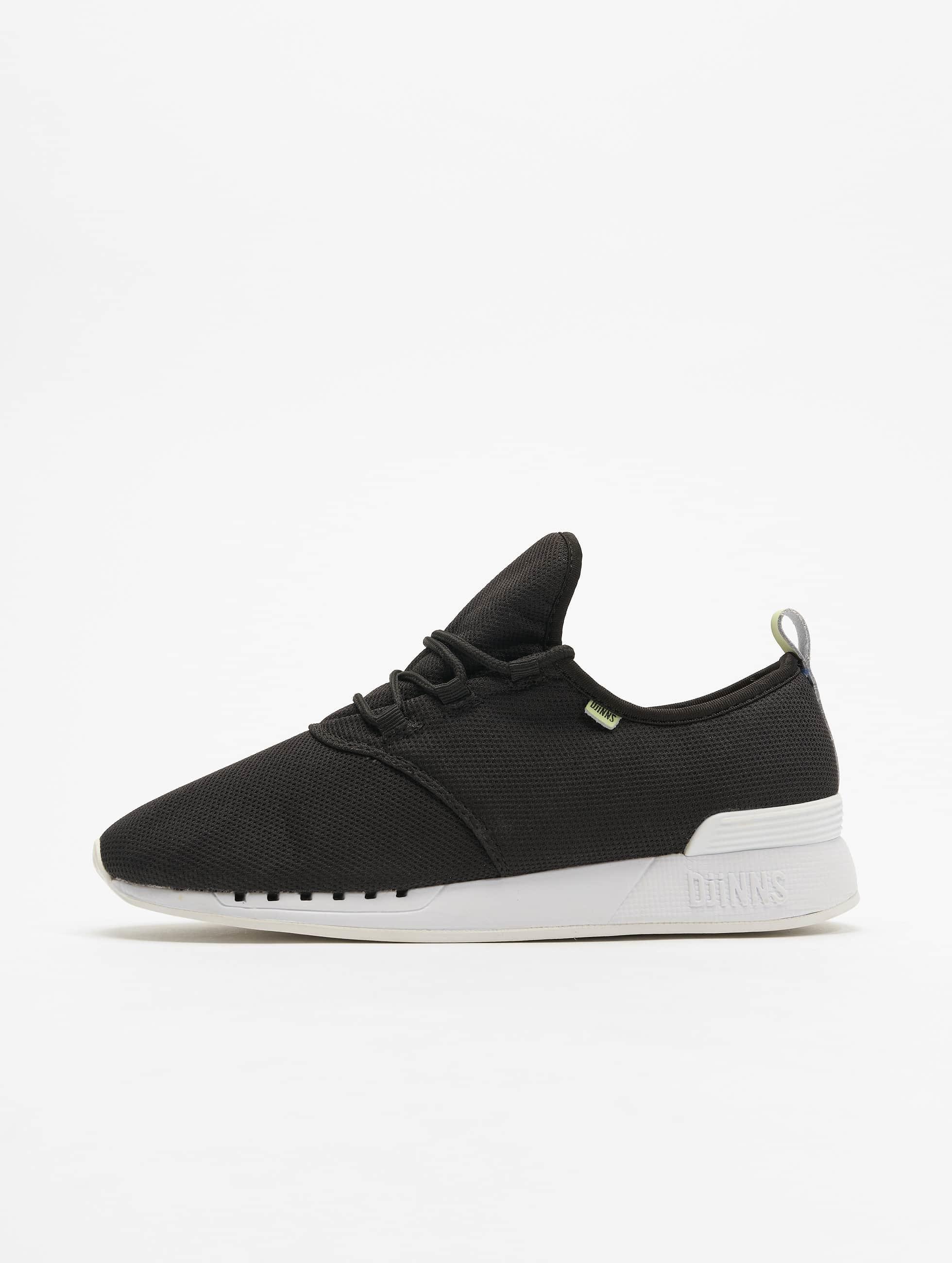 Djinns Moc Lau Perfo Sneakers Black