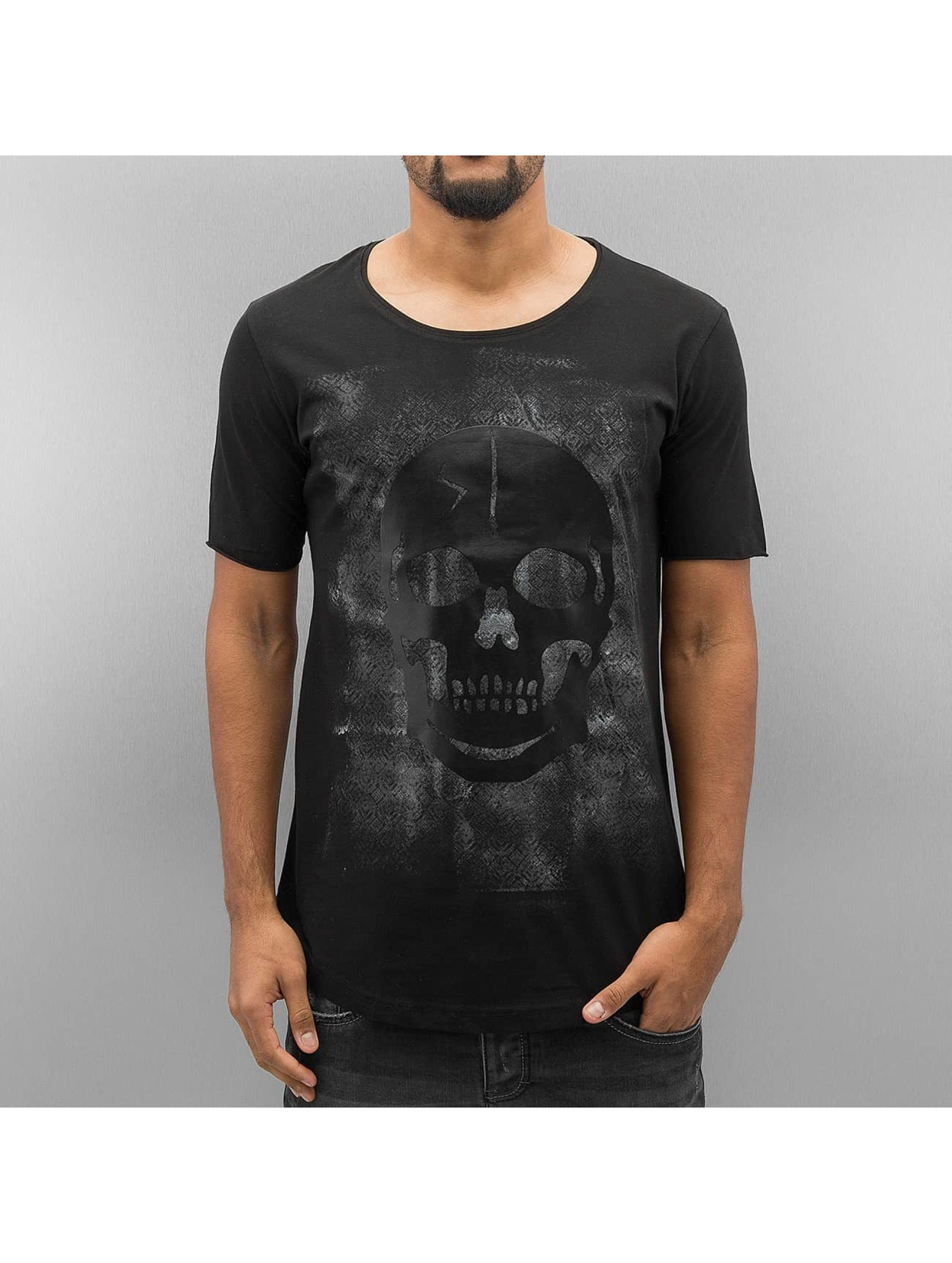 2Y / T-Shirt Skull in black S