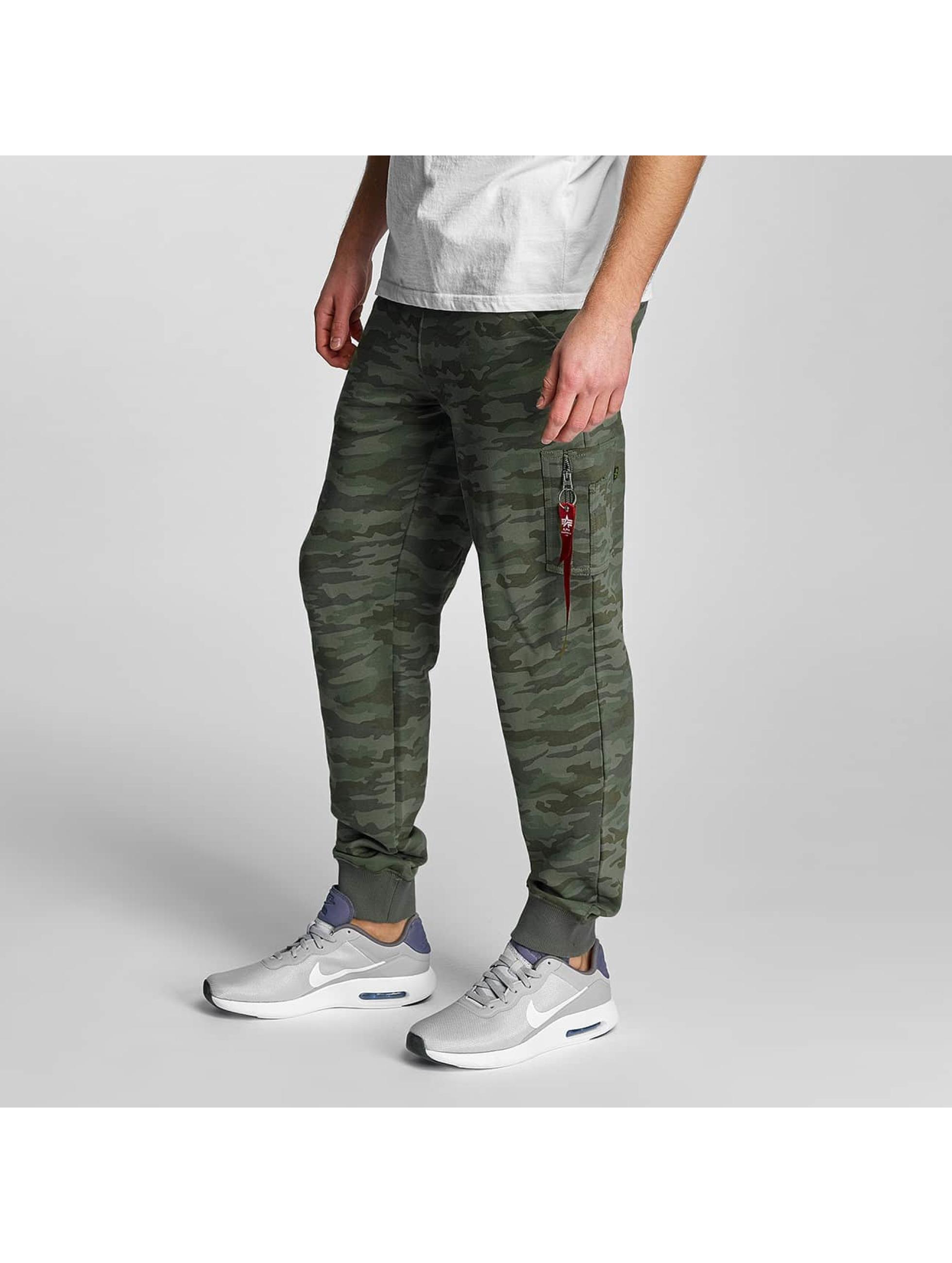 alpha industries herren hosen jogginghose x fit cargo ebay