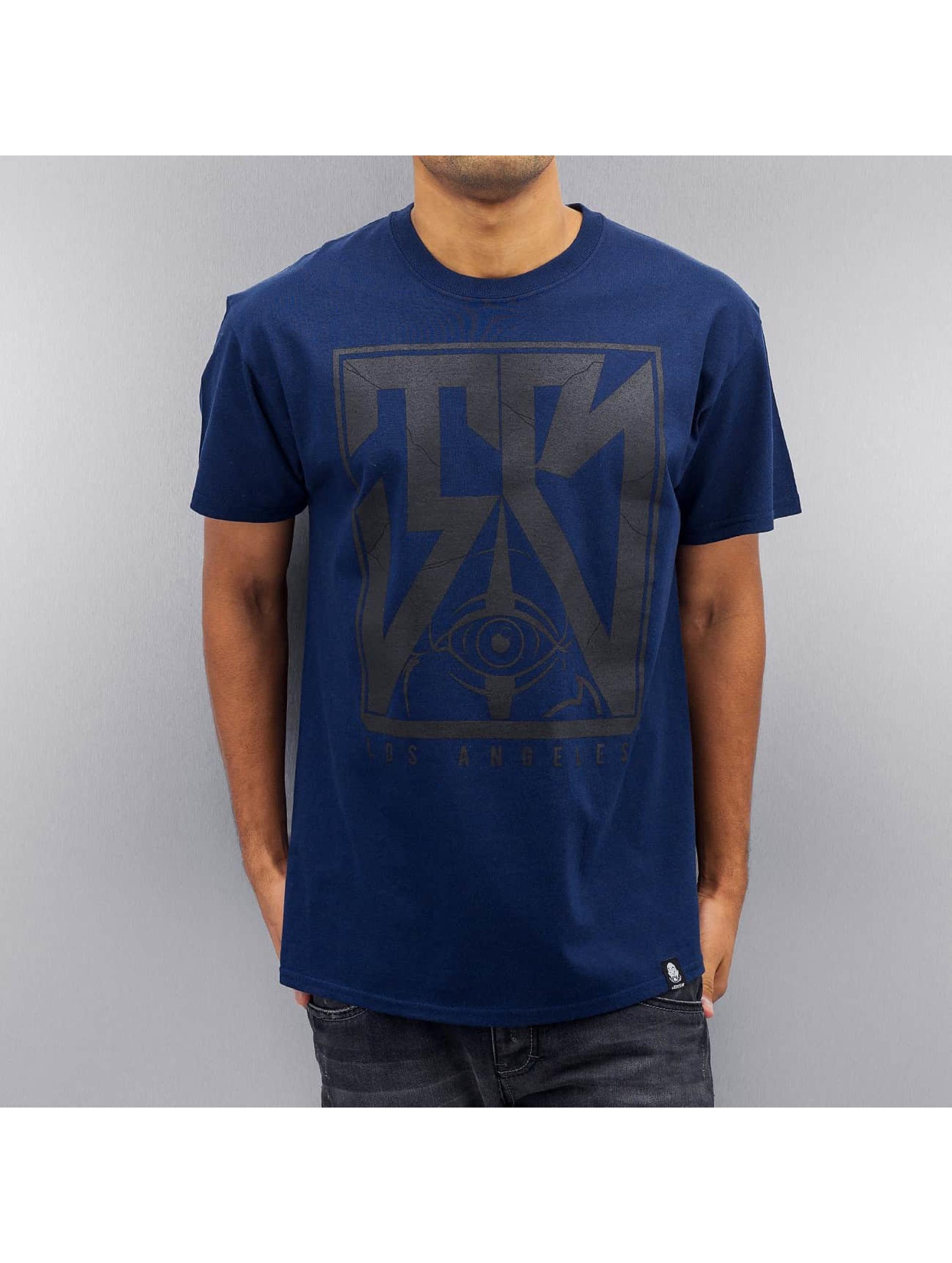 Joker Männer T-Shirt JB Eye in blau