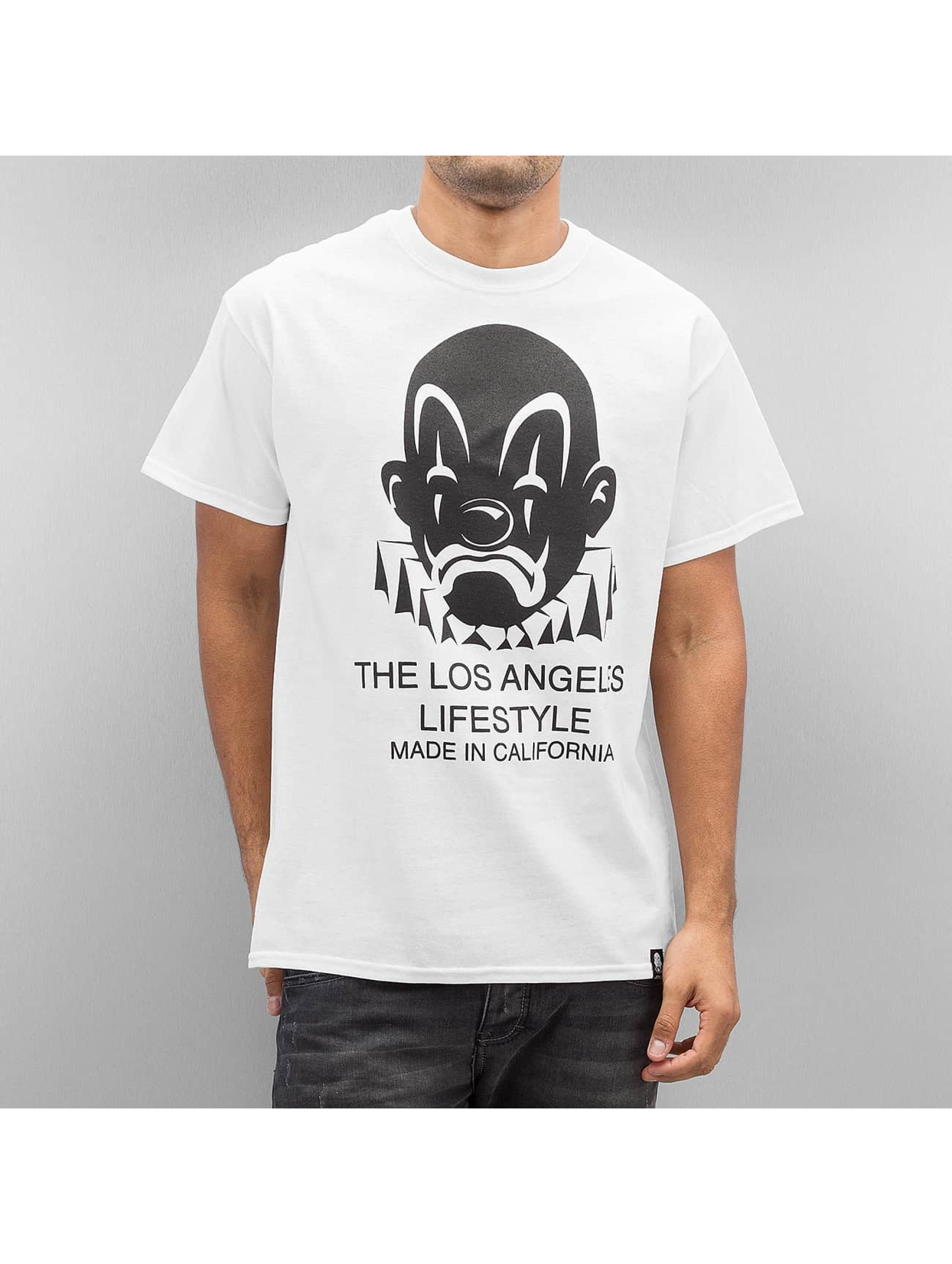 Joker Männer T-Shirt Lifestyle in weiß