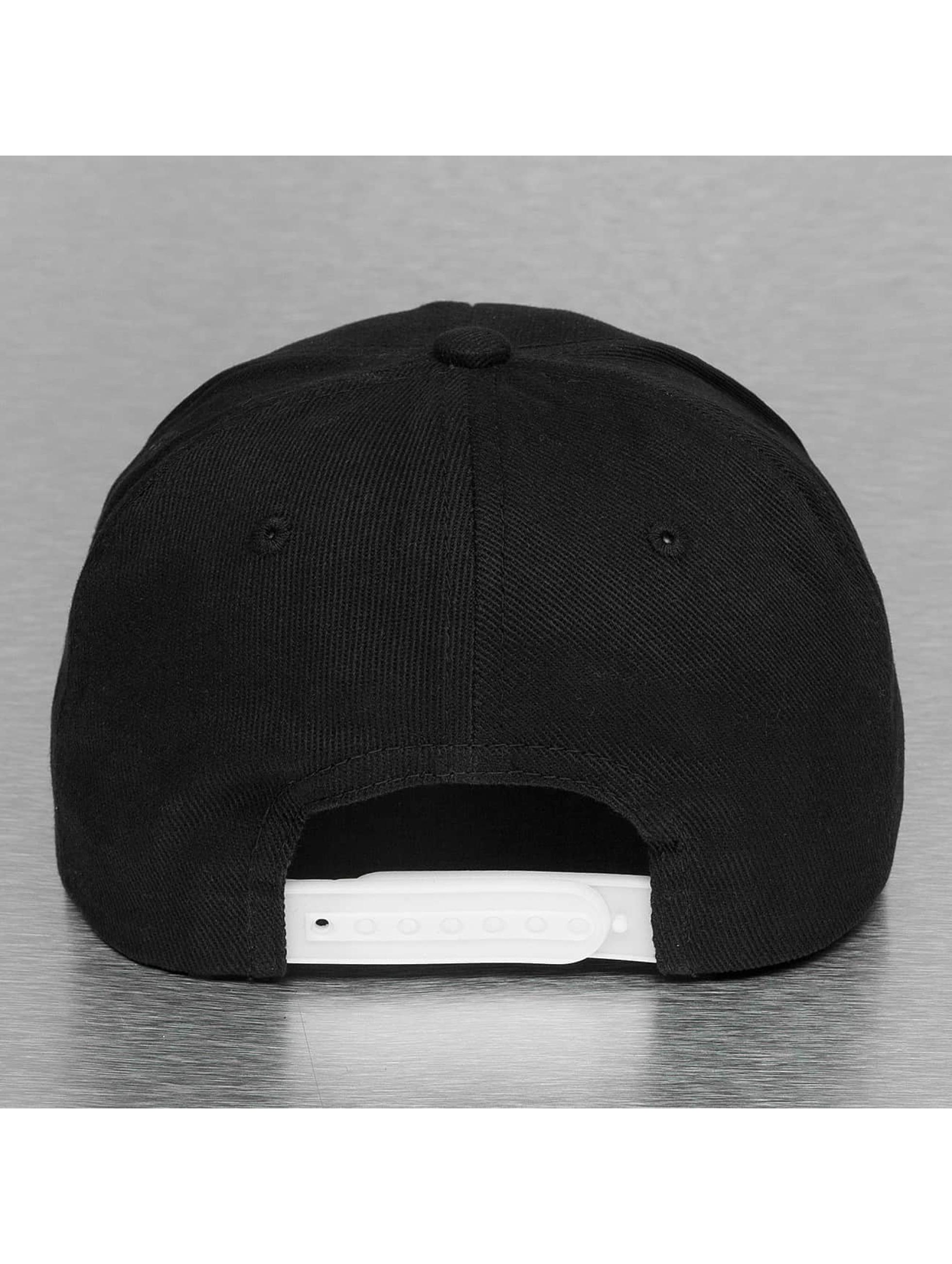 Thug Life Snapback Caps Paisley musta