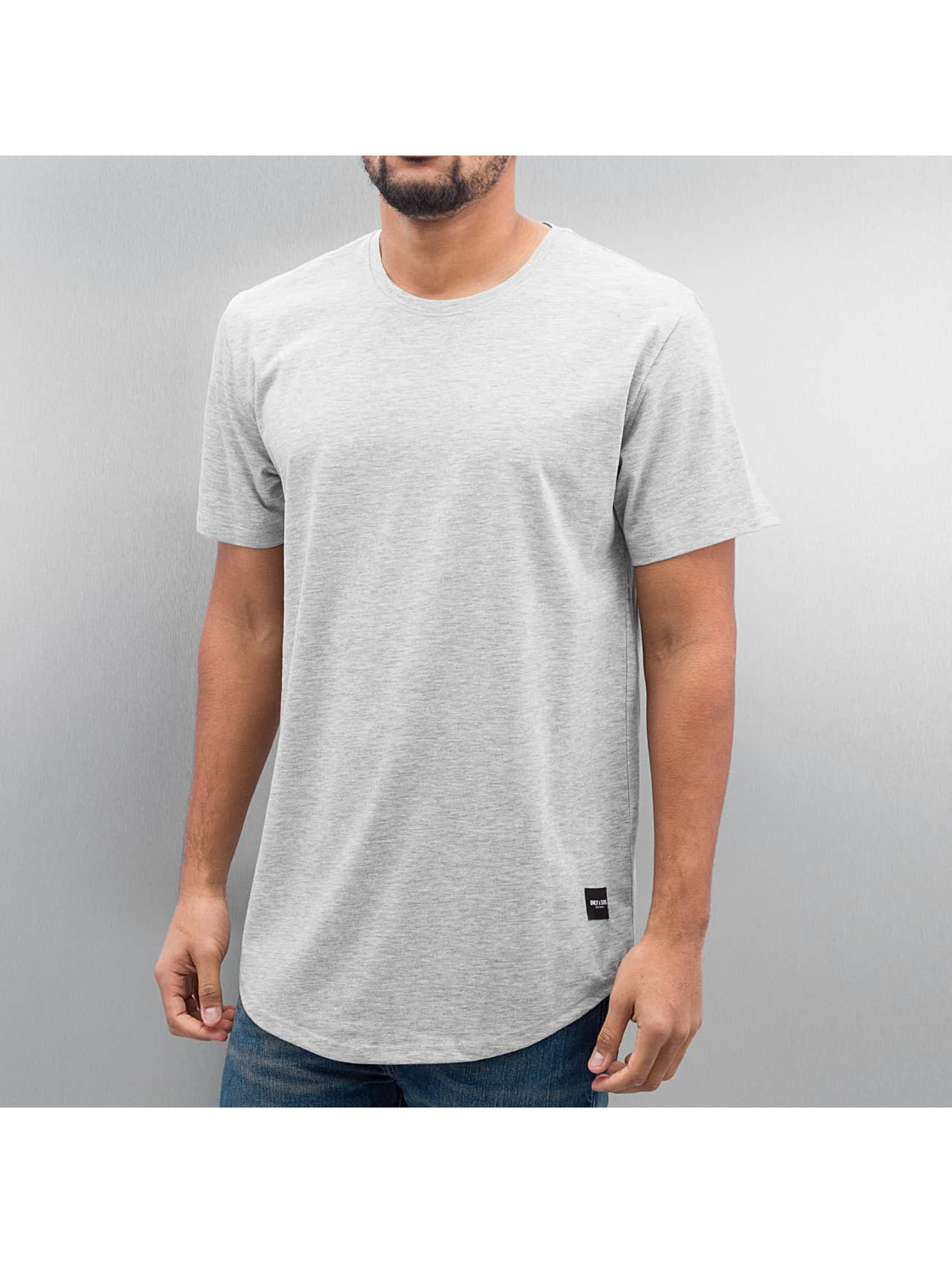 Only & Sons Männer T-Shirt onsMatt Longy in grau