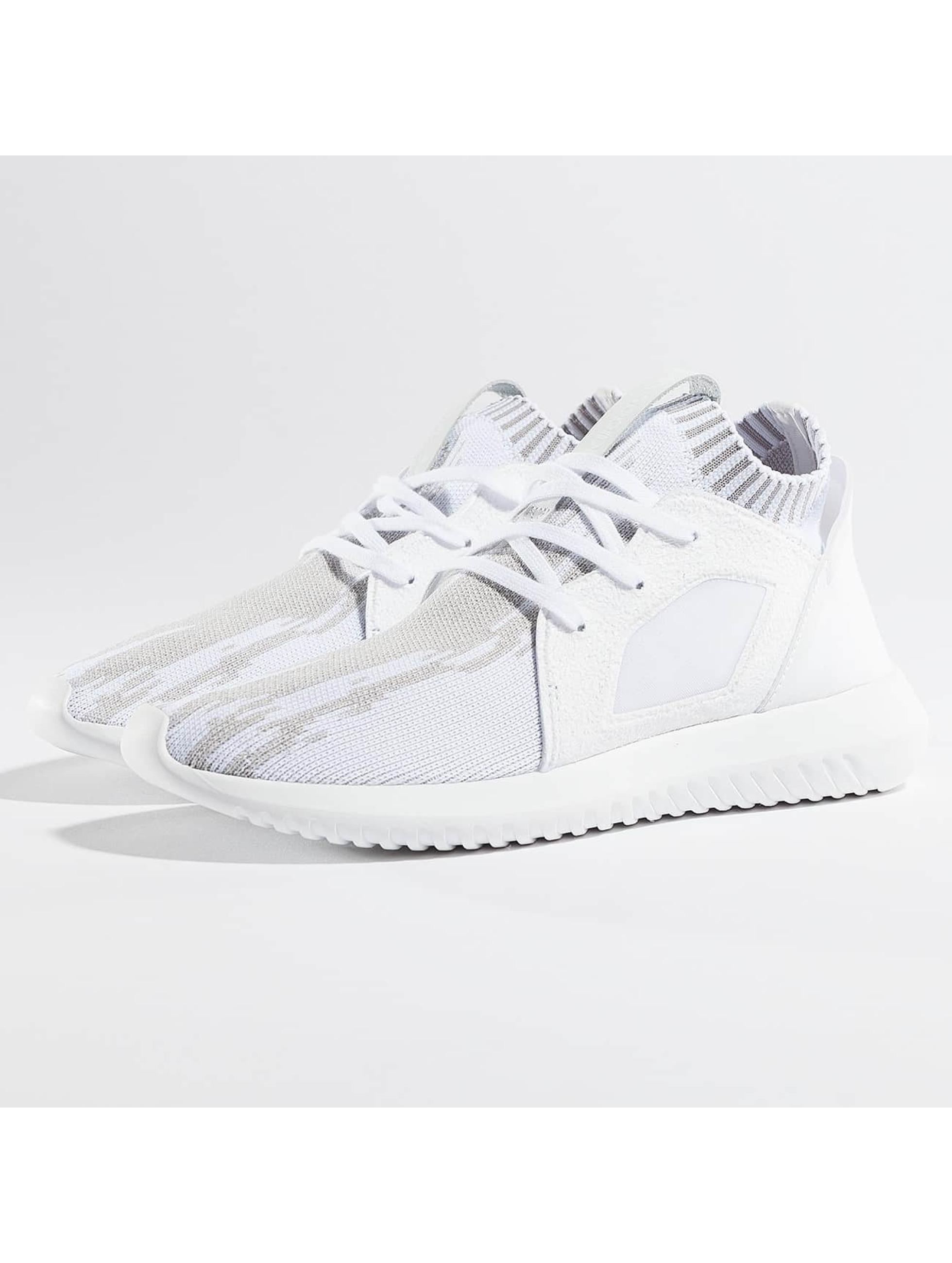 adidas Frauen Sneaker Tubular Defiant PK W in weiß