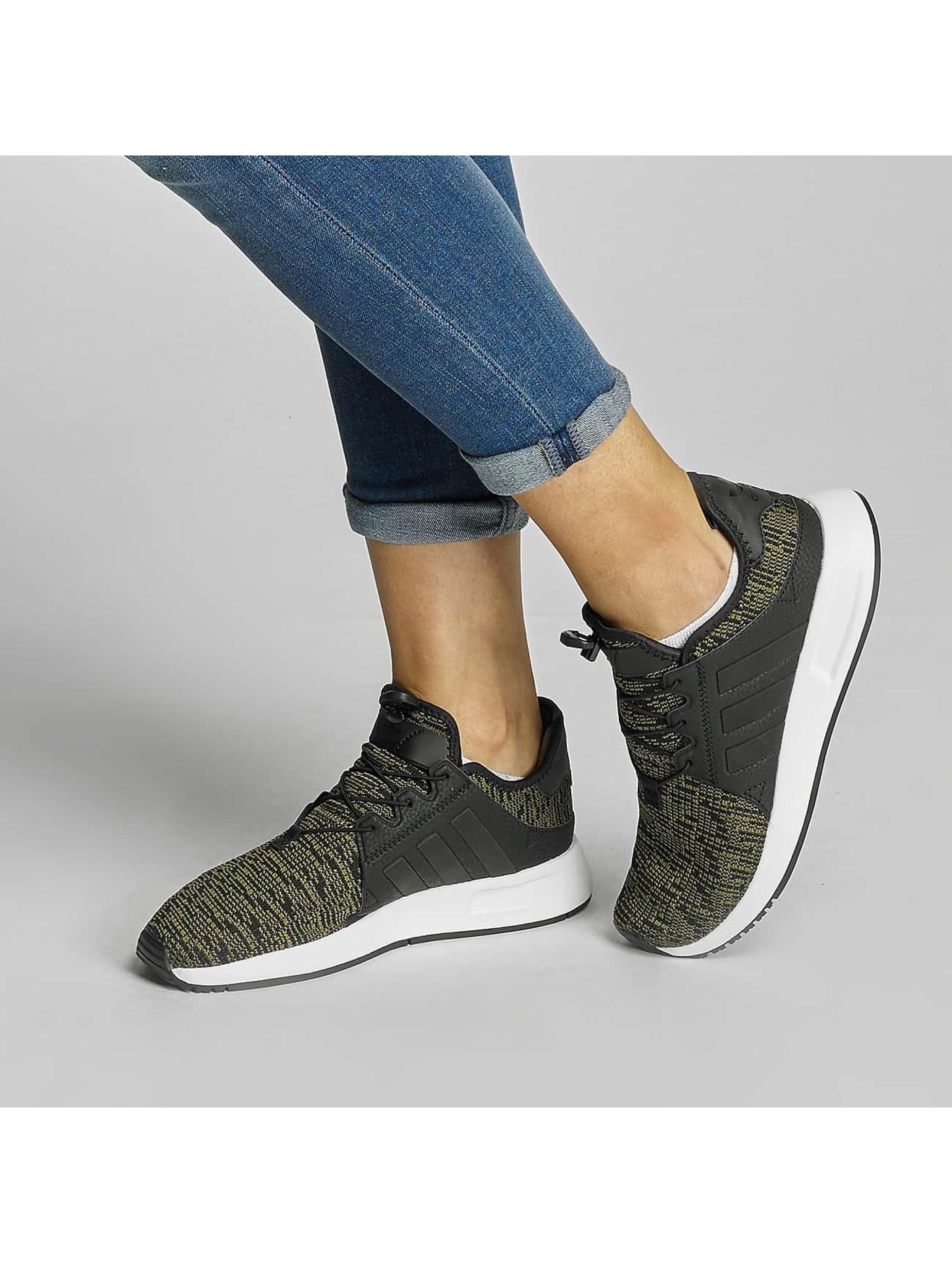 Adidas X_PLR J Olive Cargo/Core Black/Footwear White