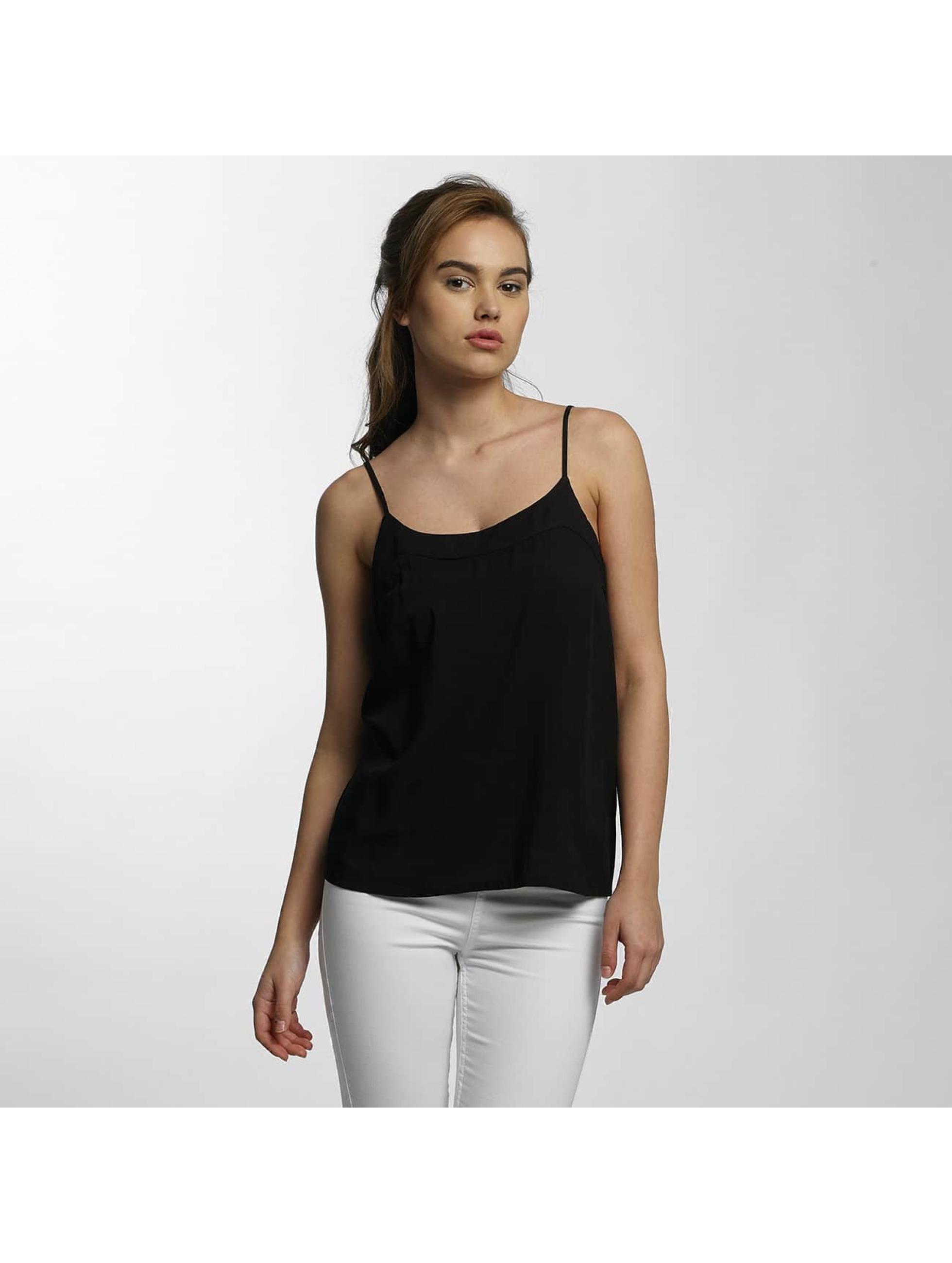 Vero Moda Frauen Top vmNow in schwarz