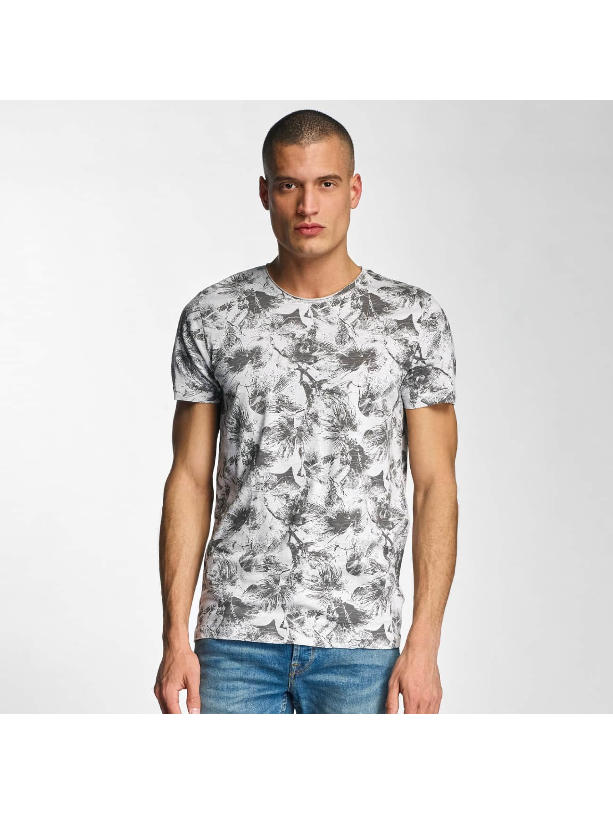 Sublevel Männer T-Shirt Hawaii in grau