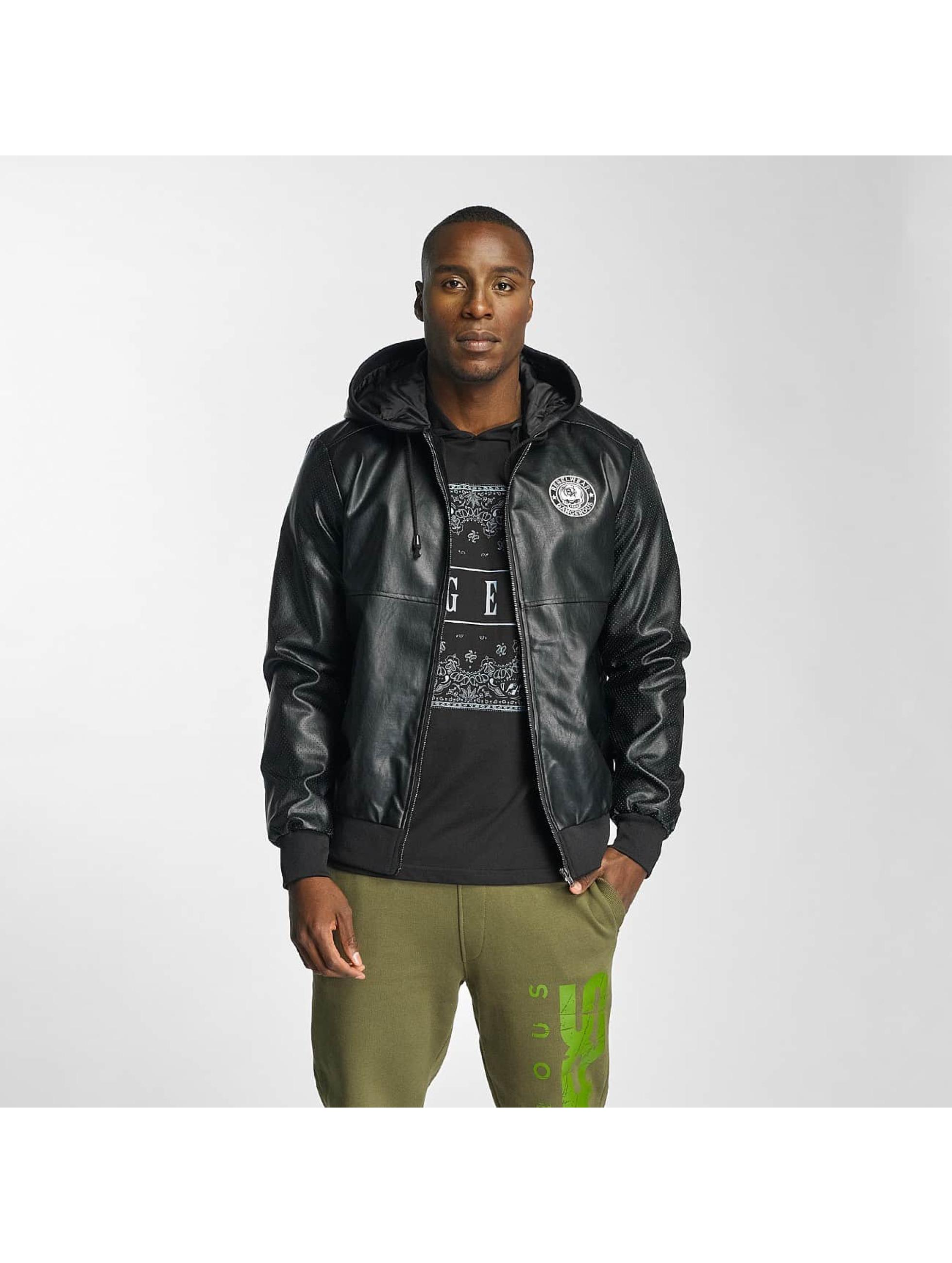 Dangerous DNGRS / Lightweight Jacket Represent in black XL