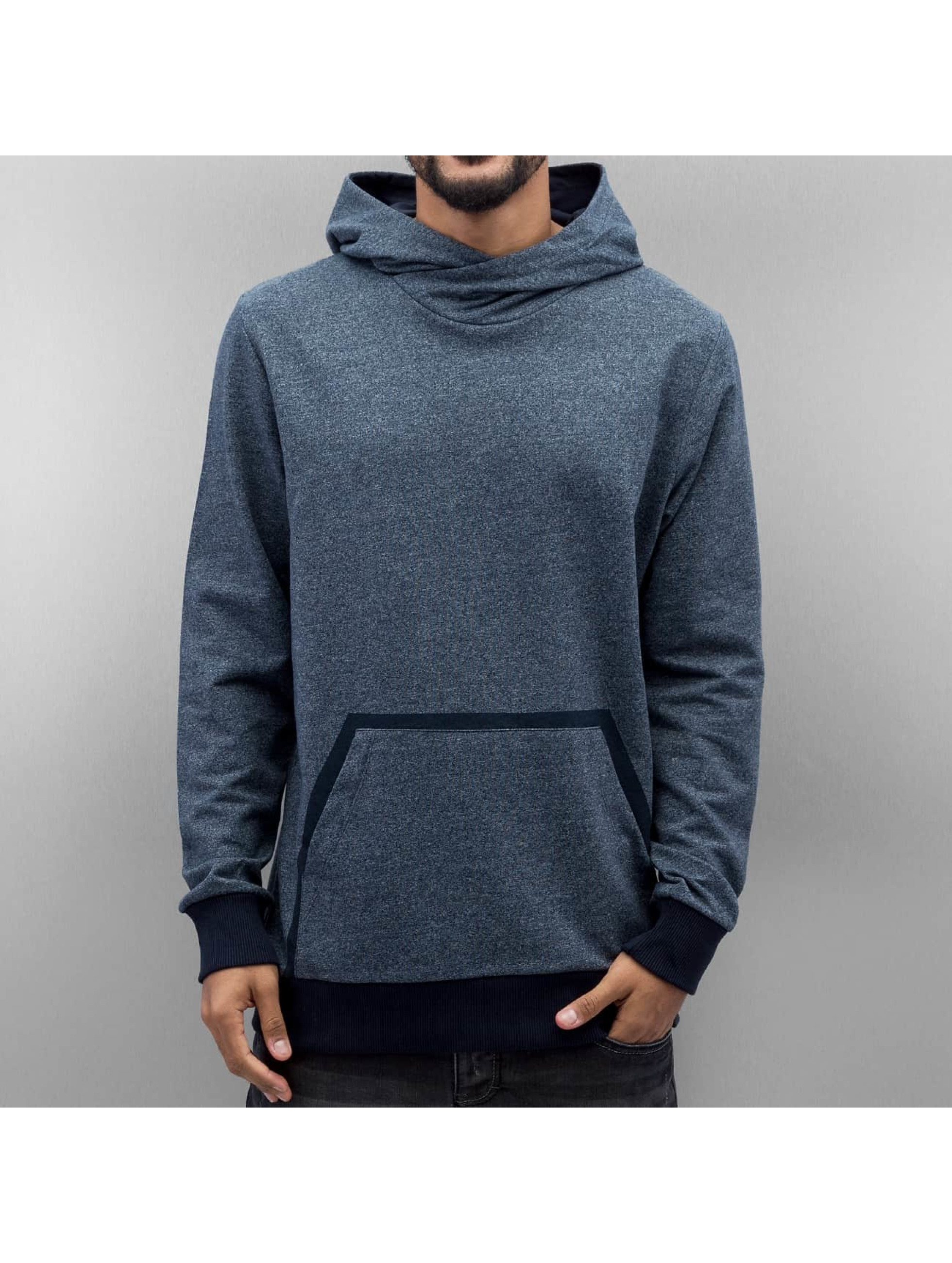 Jack & Jones Männer Hoody jjcoSwallen Sweat in blau Sale Angebote Egloffstein