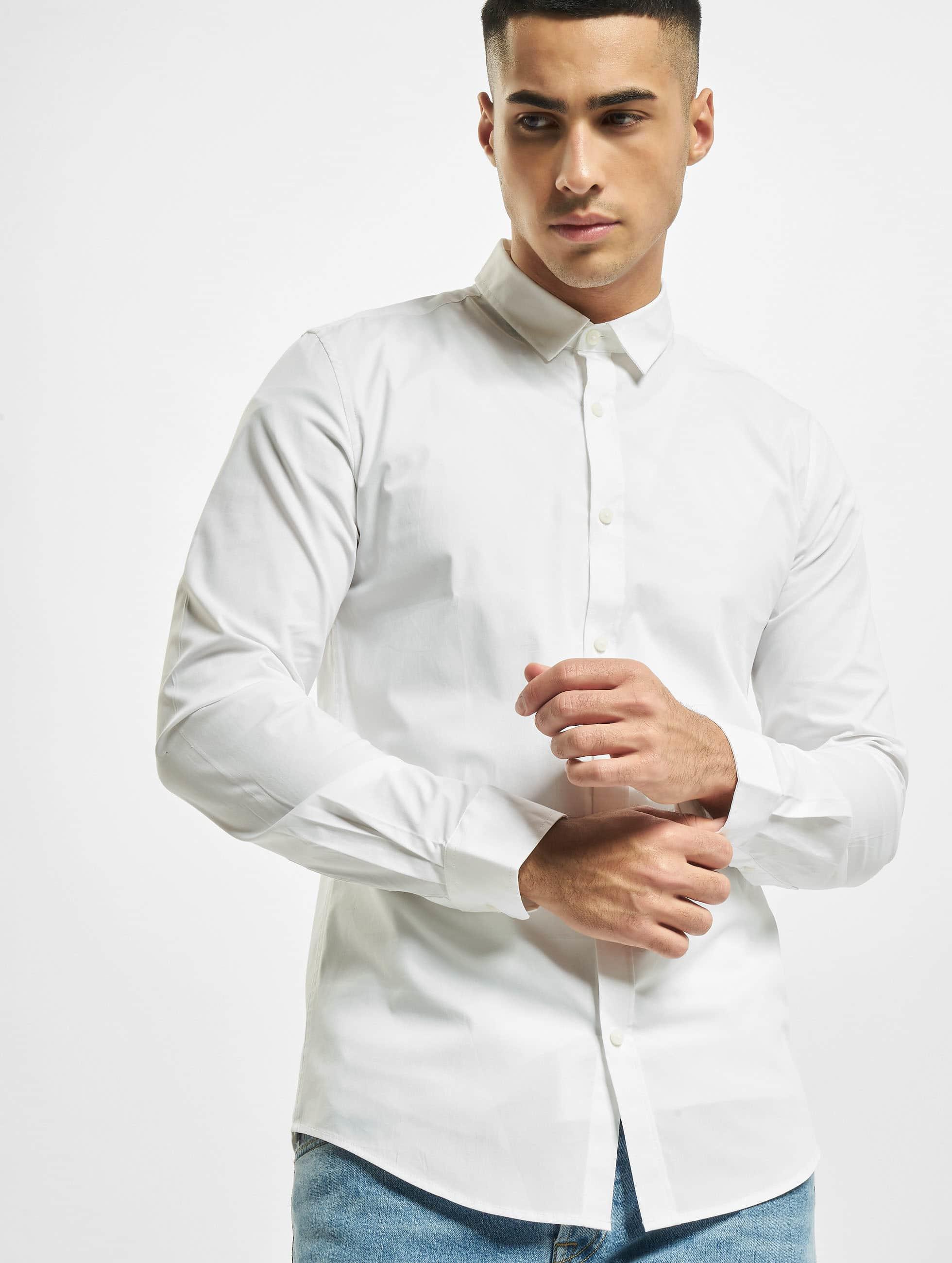 Only & Sons Männer Hemd onsAlfredo in weiß
