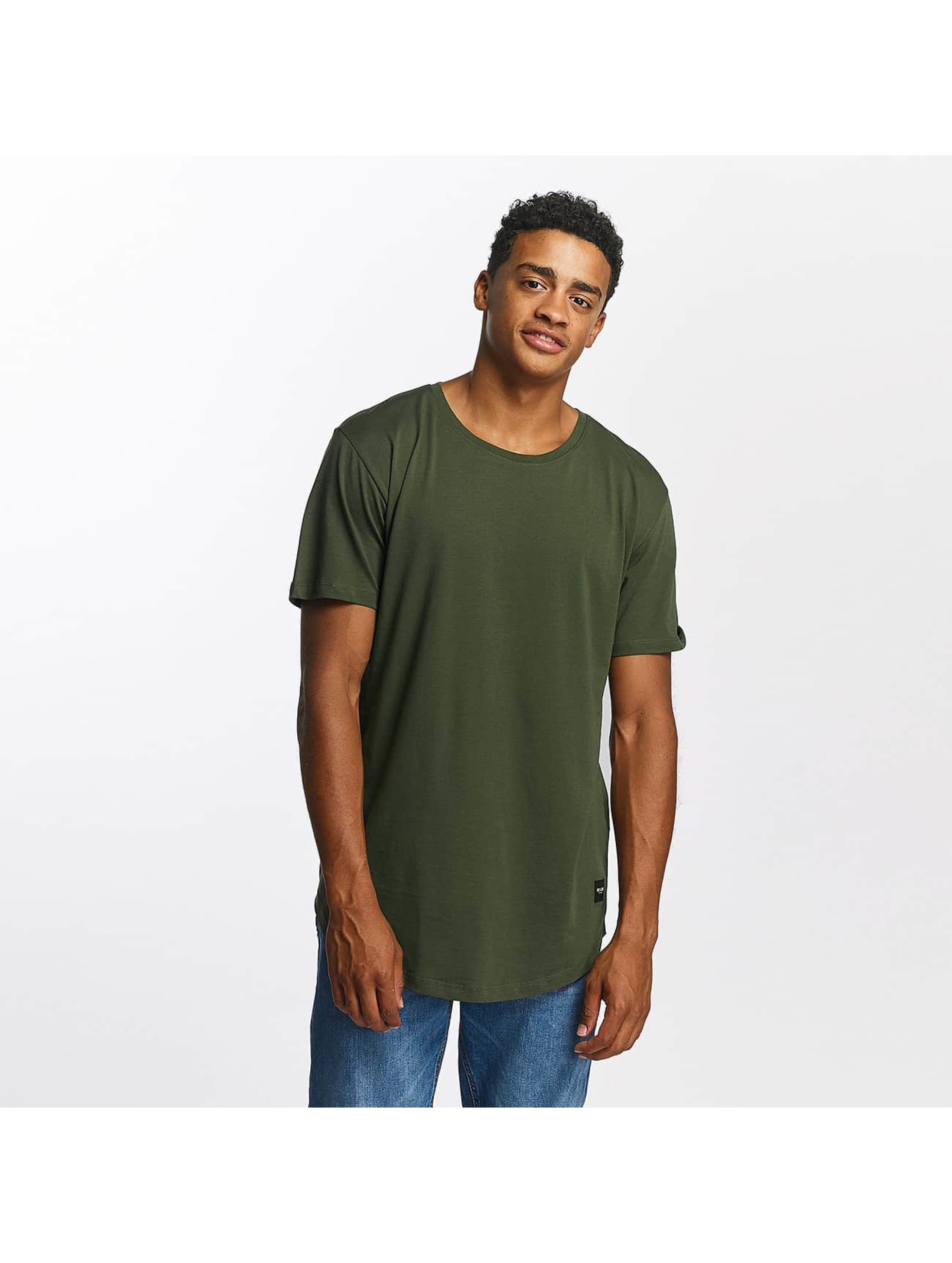 Only & Sons Männer T-Shirt onsMatt Longy in olive