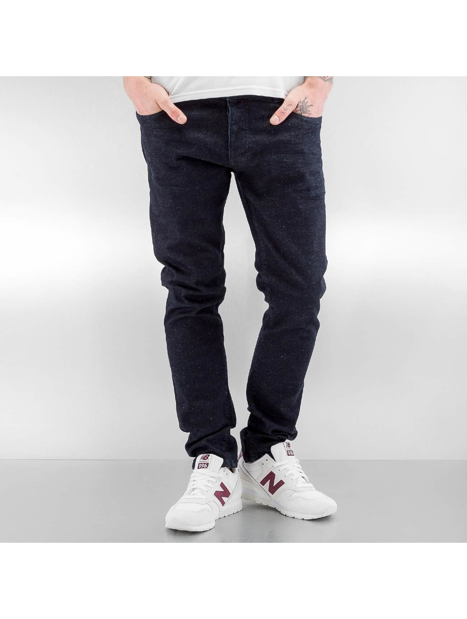 Cyprime / Slim Fit Jeans K100 in indigo W 34