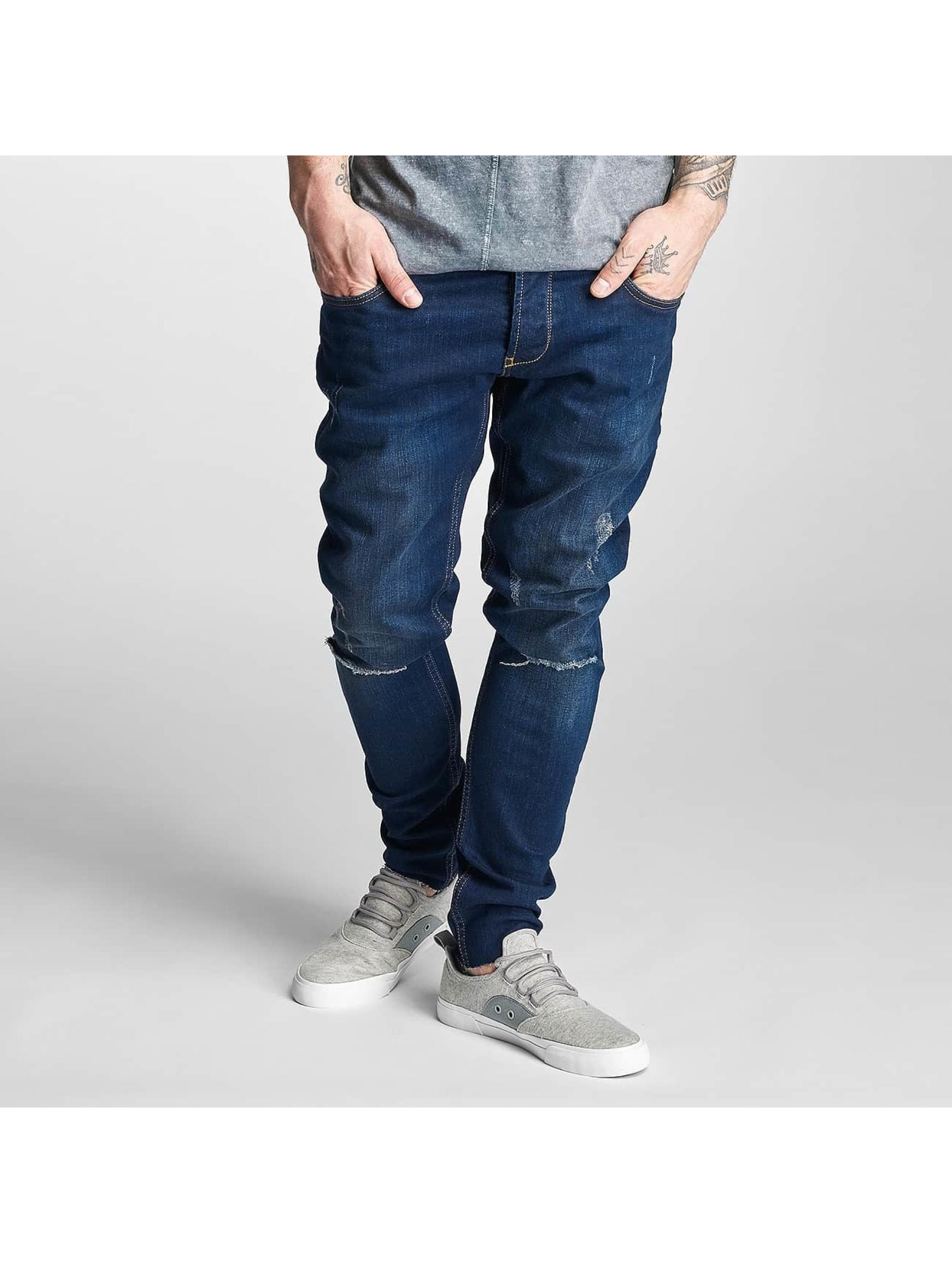 Bangastic Männer Slim Fit Jeans A75 in indigo