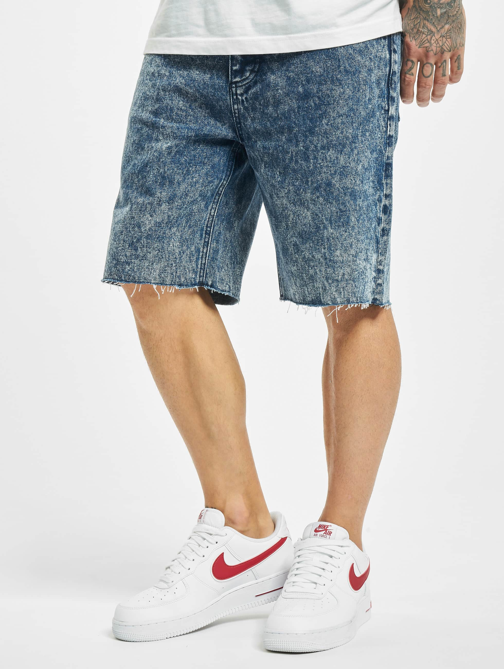 Cayler & Sons Männer Shorts All DD in blau